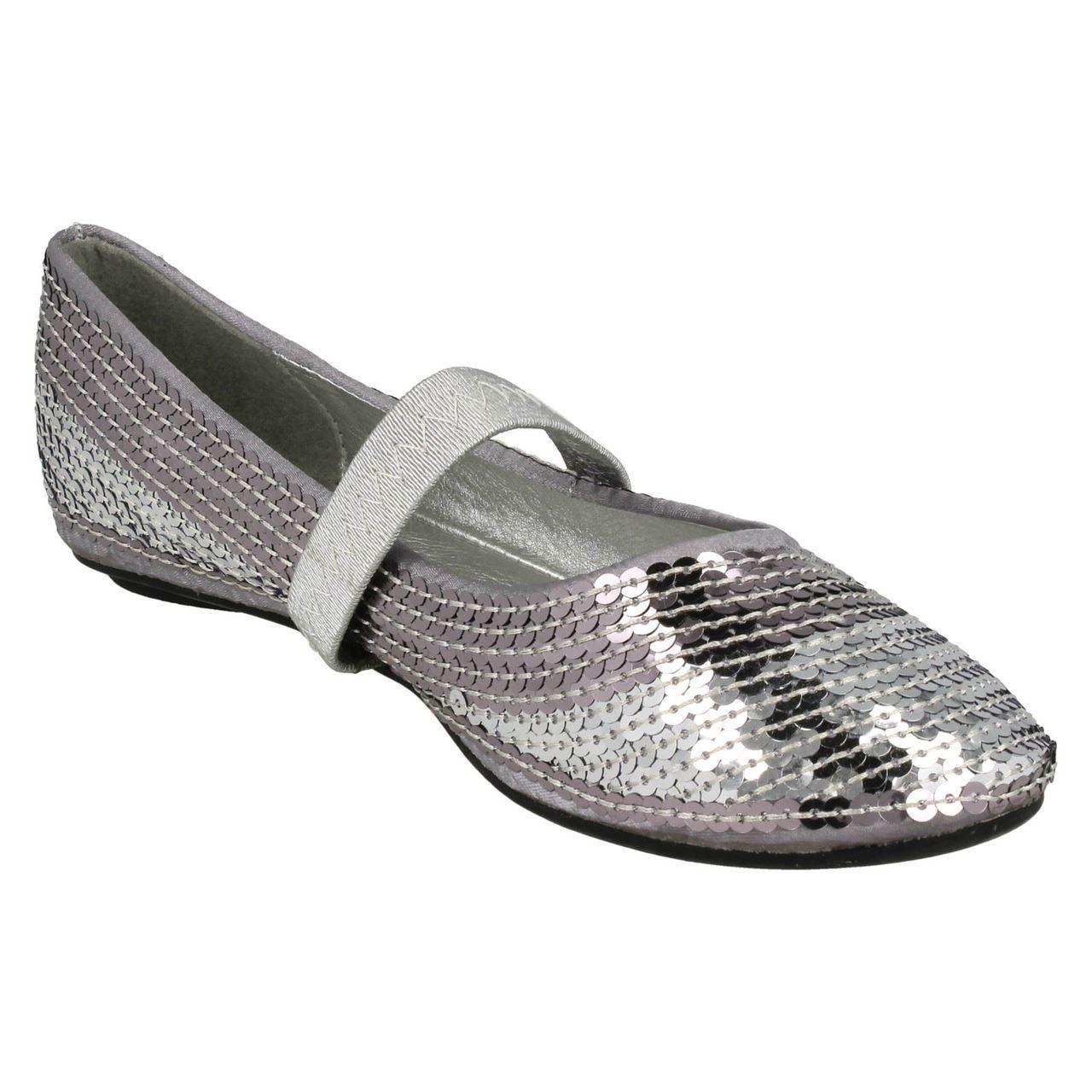 Niñas Spot on H2200 Zapatos Planos el estilo ~ K