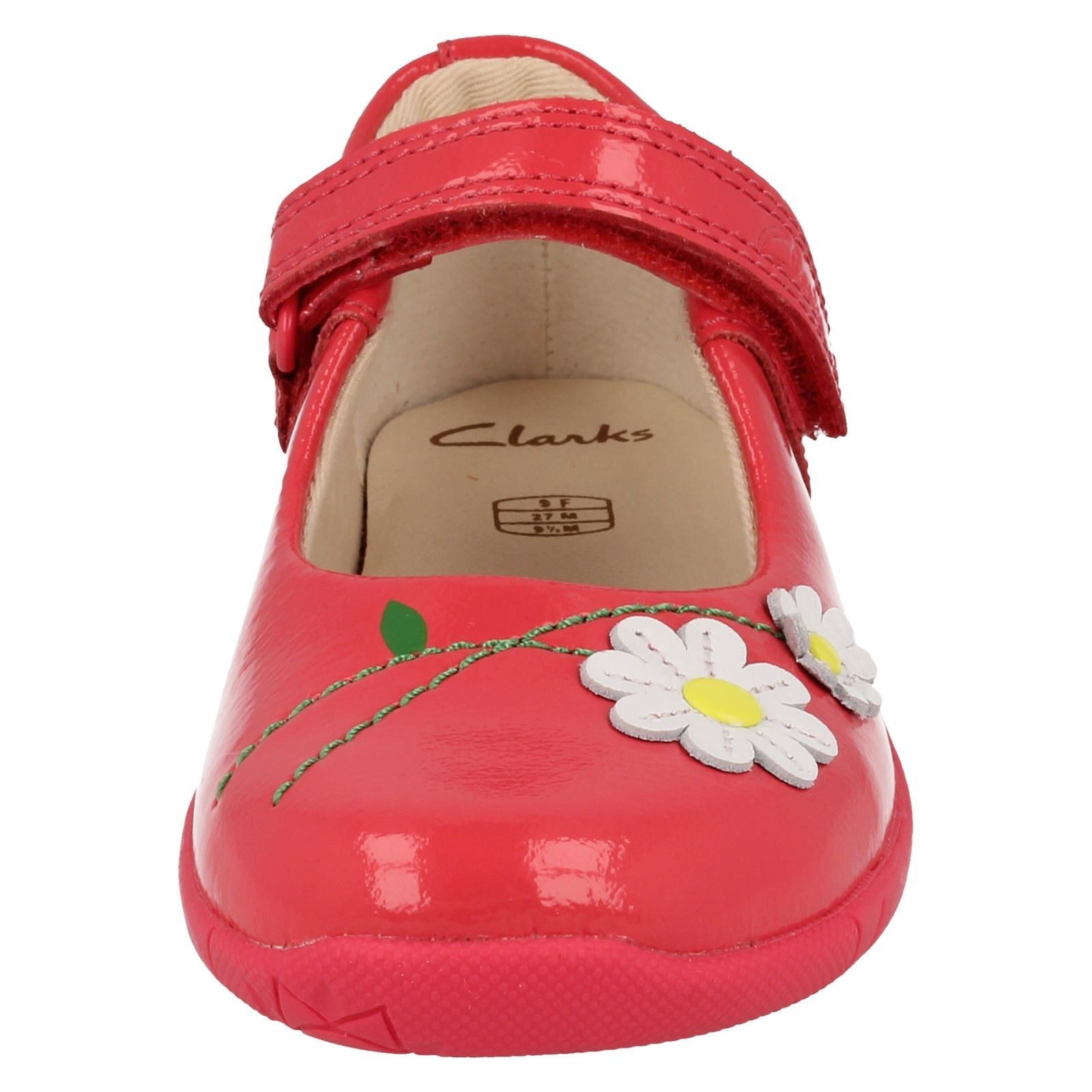 Girls Clarks Casual Shoes Binnie Jam