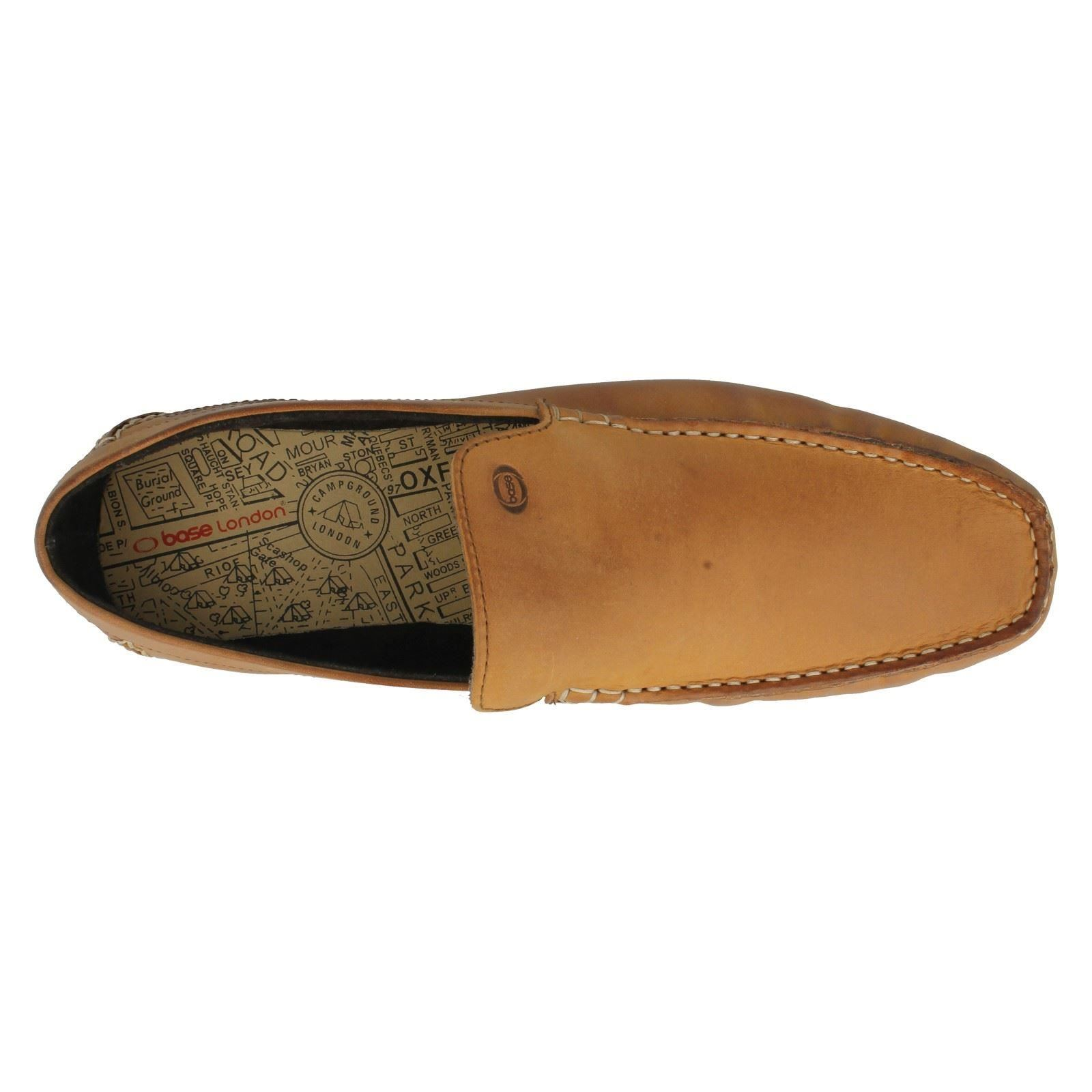 Uomo Base London Casual Waiting Loafers Label - Waiting Casual d0b8e7