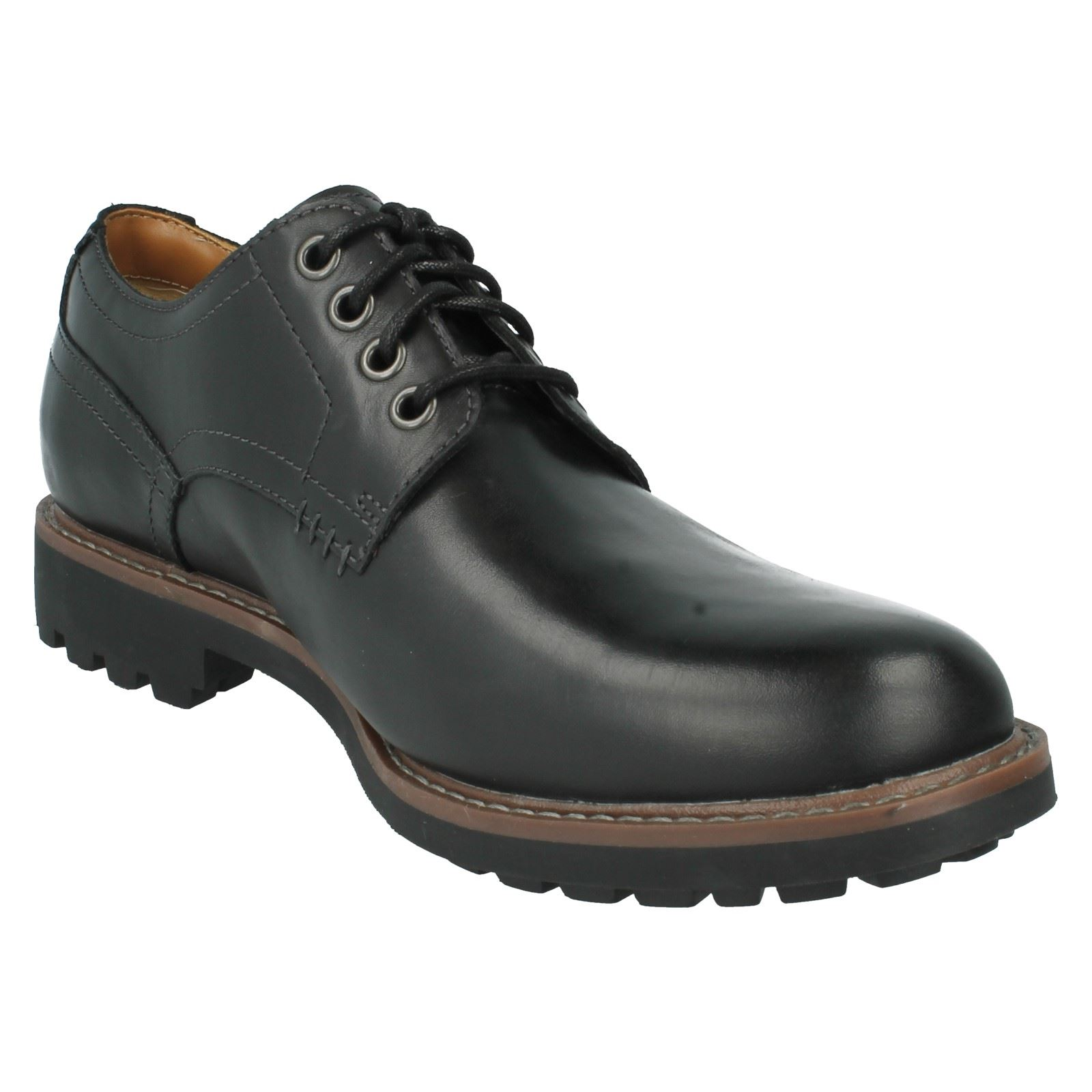 Men's Clarks Casual Lace Up Shoes Montacute Hall