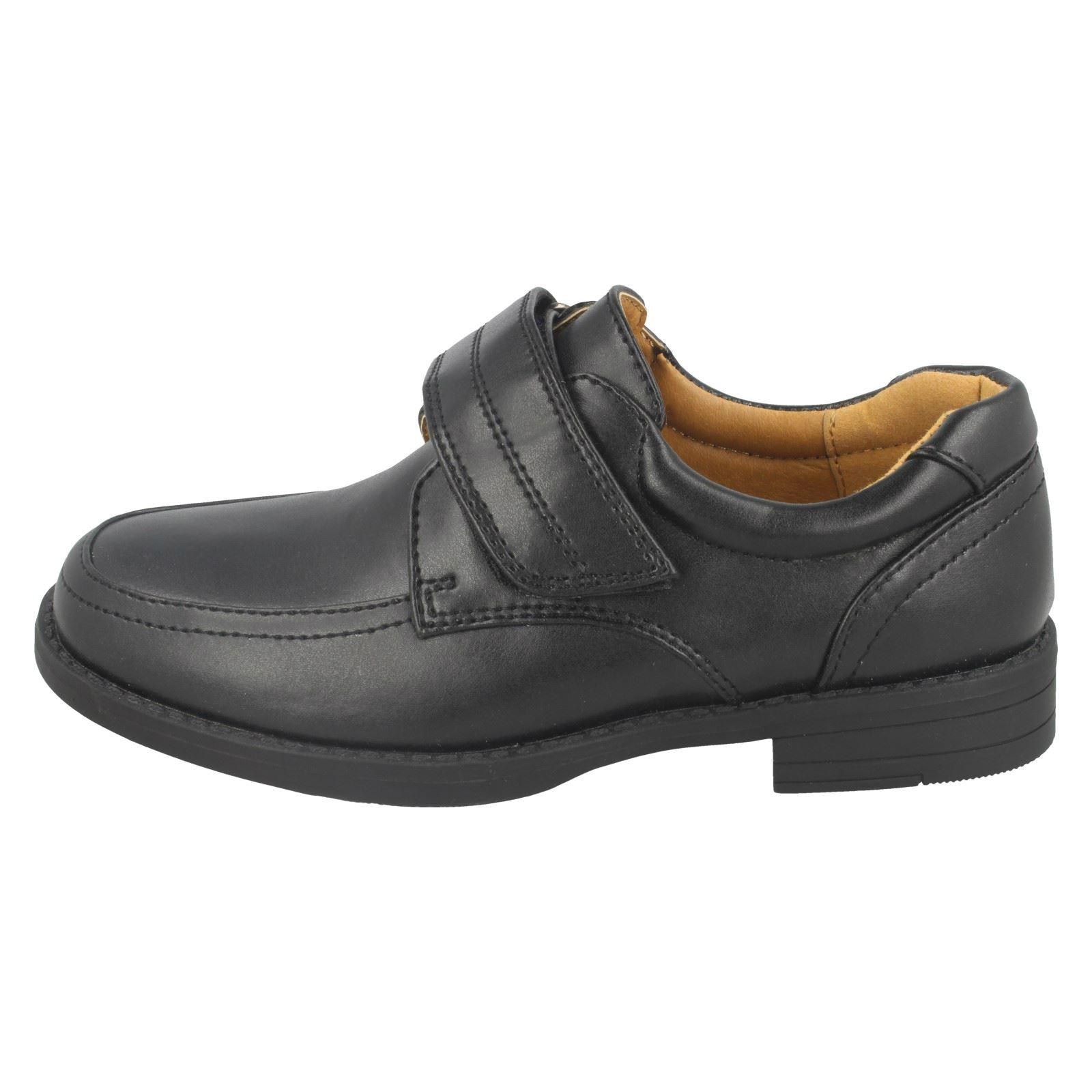 Boys Cool For School Smart Formal Shoes N1116 ~ K