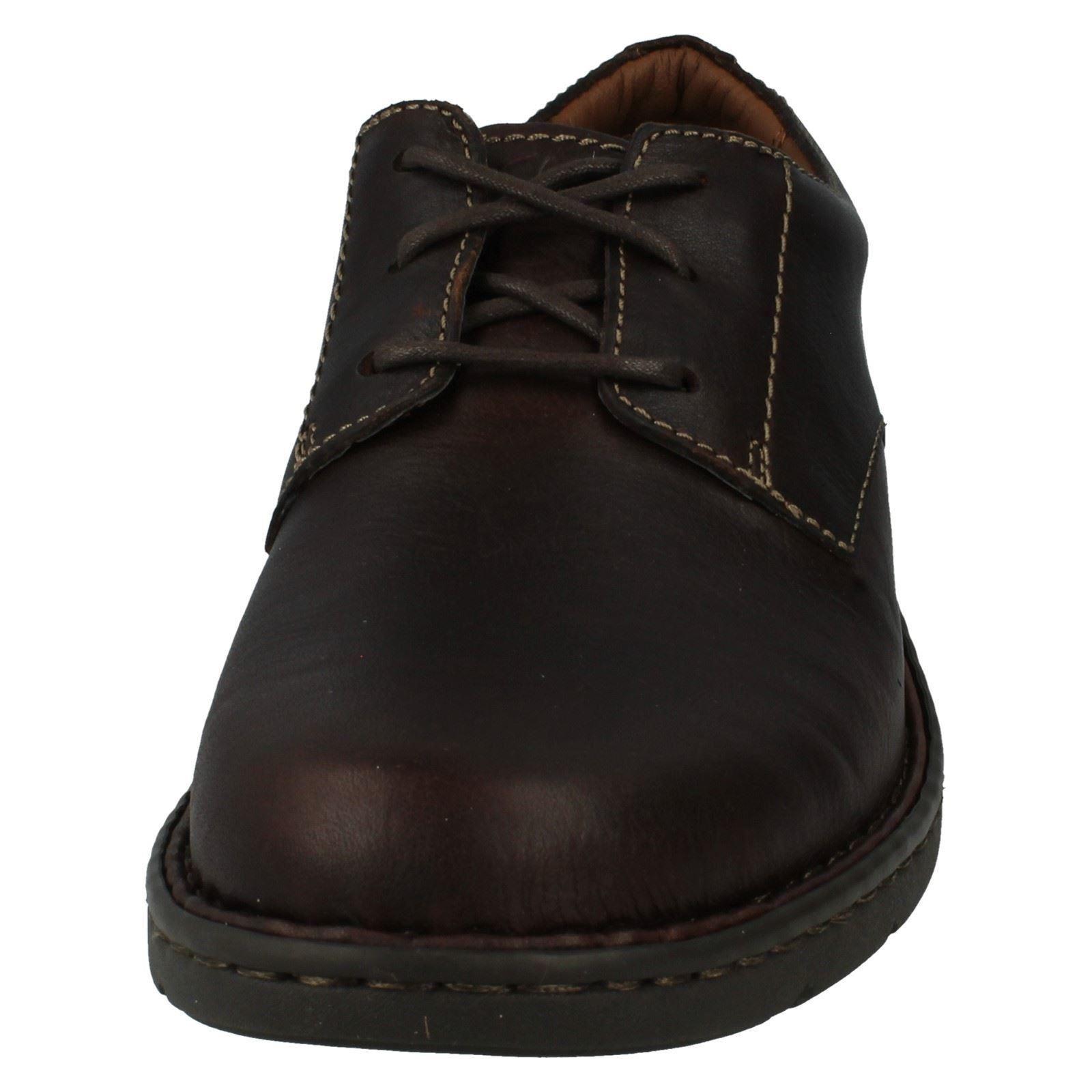 Para Clarks Hombre Clarks Para Zapatos Casuales Etiqueta Stratton forma 946da5