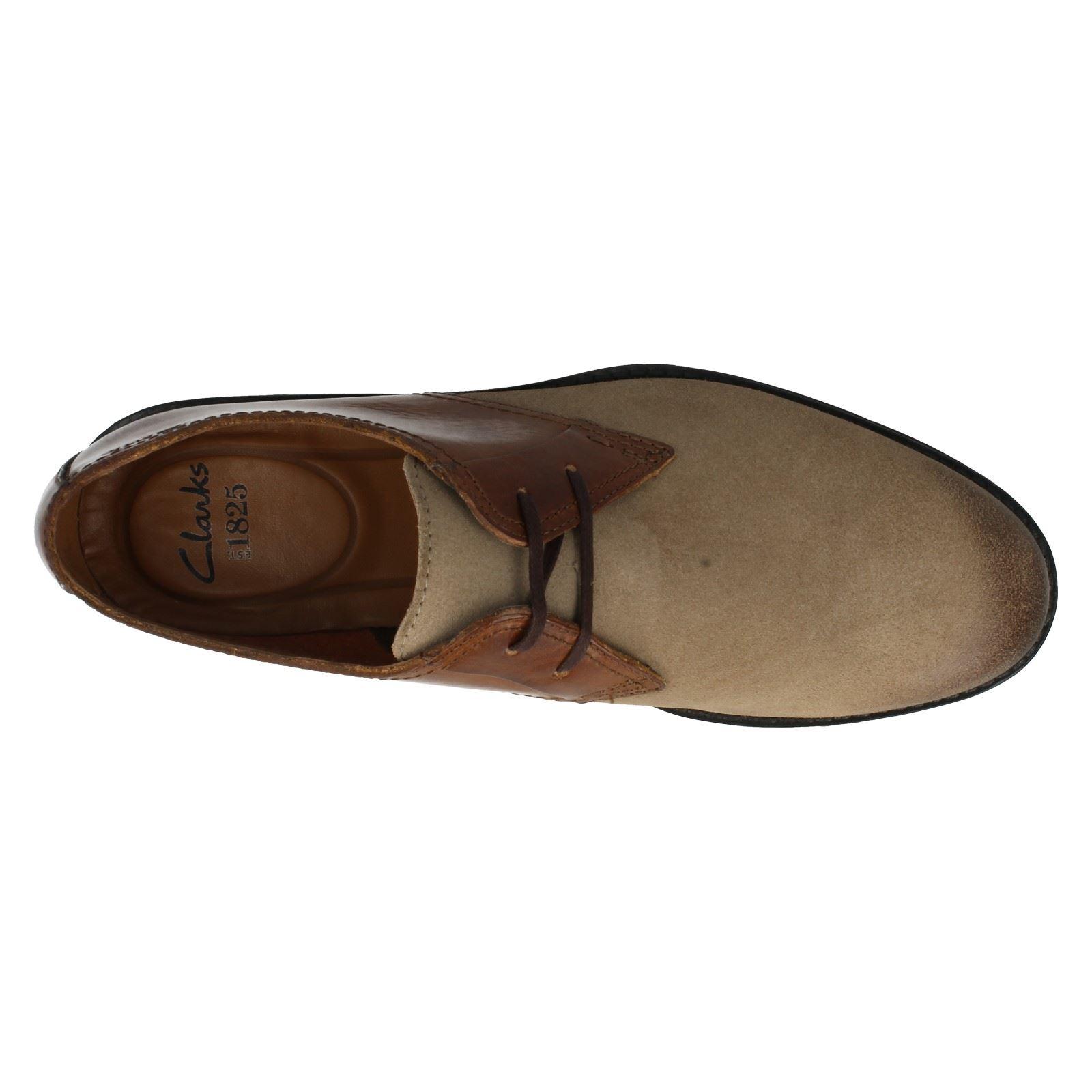 Men's Clarks Shoes Casual Shoes Clarks Label - Hawkley Walk bc9405