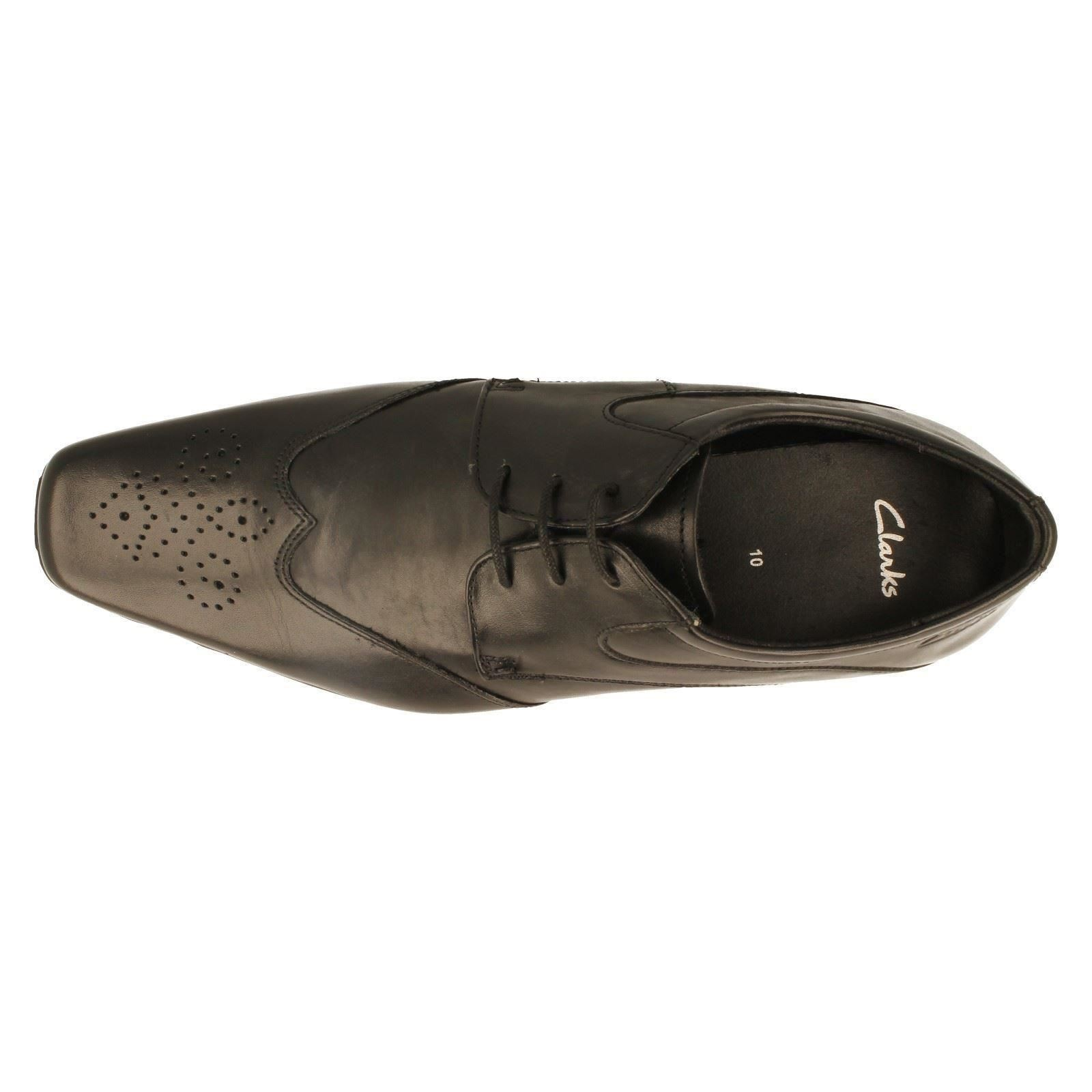Hombre Clarks Clarks Clarks Formal Lace-Up Zapatos, The Style Baffix Moscow -w fe4642