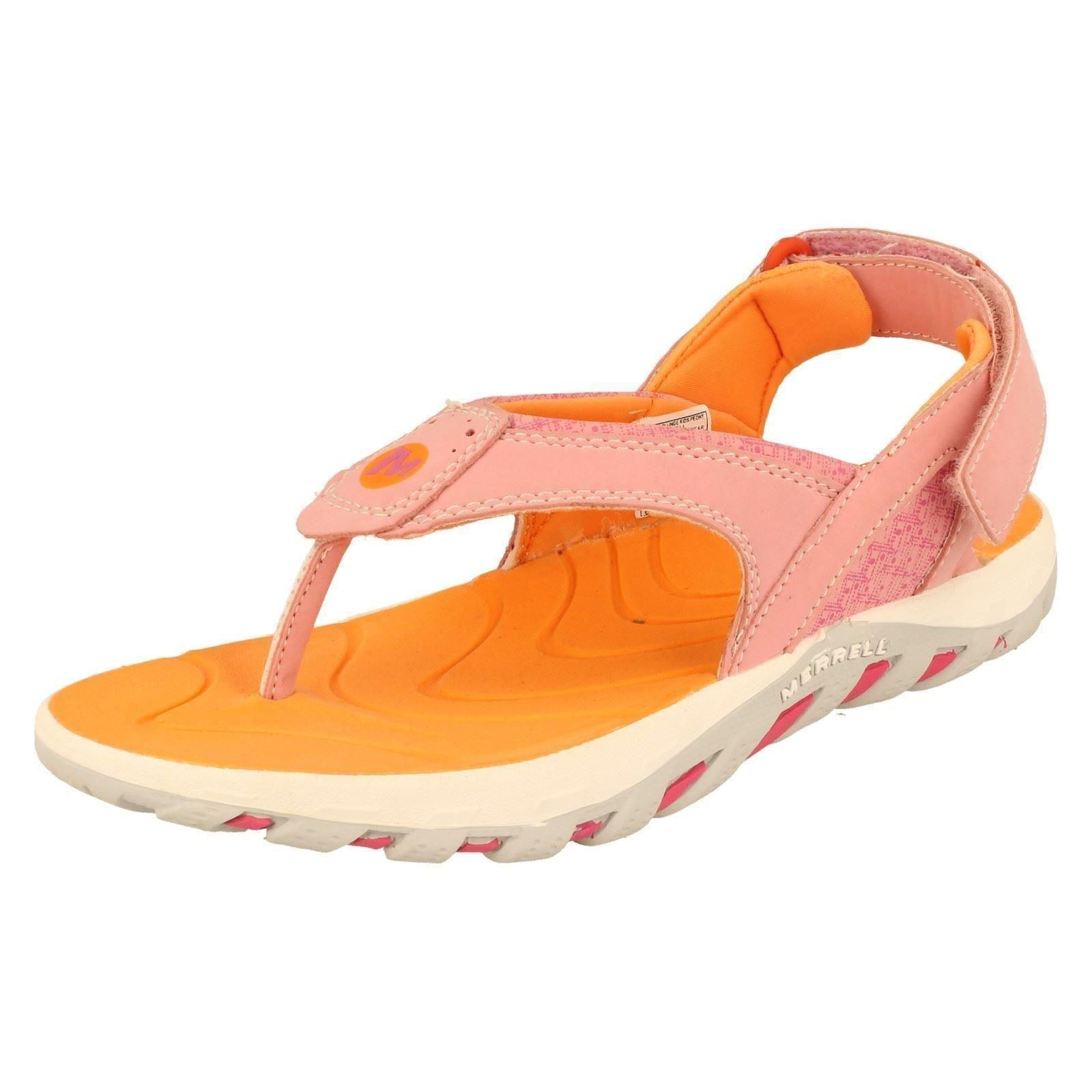 Girls Merrell Sandals Waterpro Plunge Style ~ K