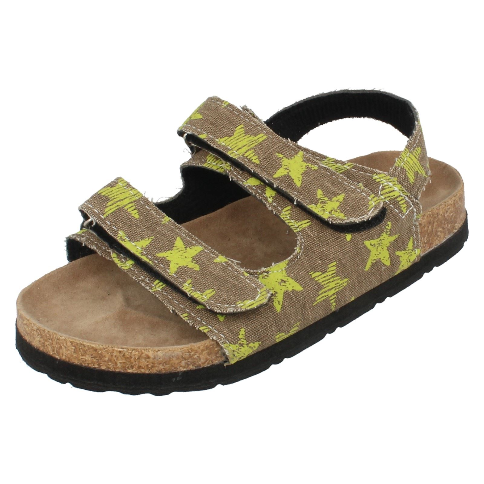 Boys JCDees Strappy Sandals - The Style N0020 ~ N