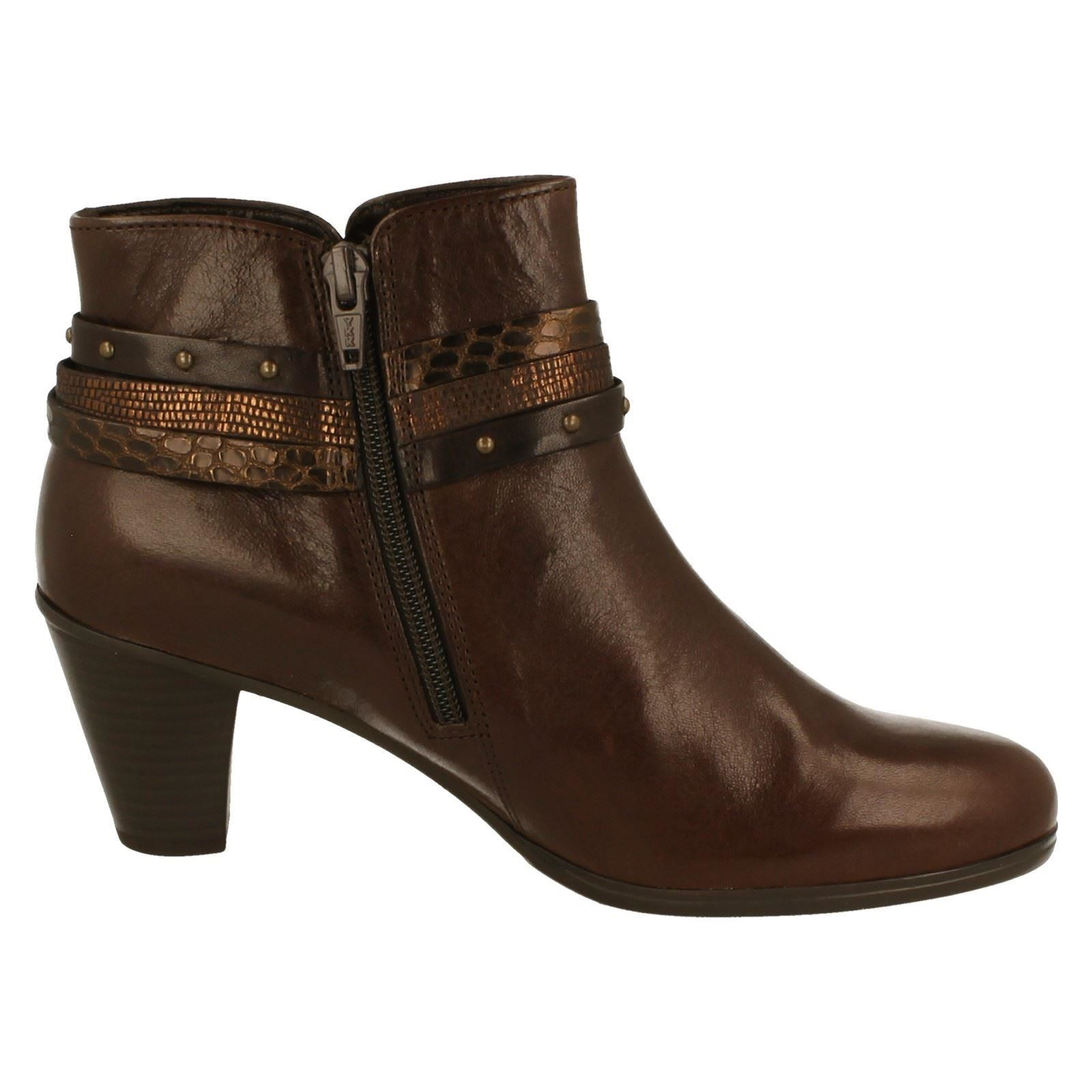 Ladies gabor Bnkle Boots The Style 55.611-W