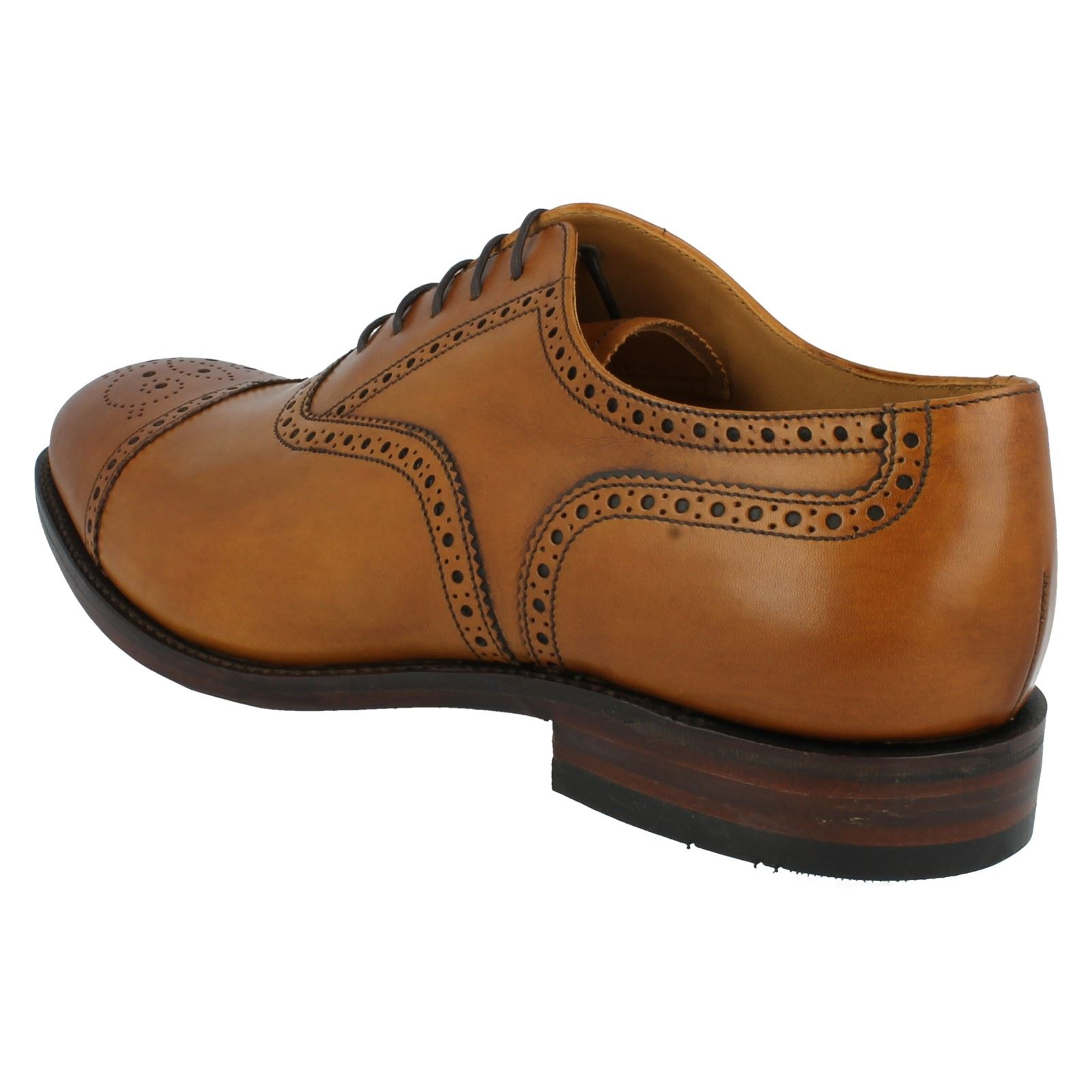 Brogue Tweed Tan 2 Shoes Leather Loake Mens Formal Fitting G Fvxt7Cw