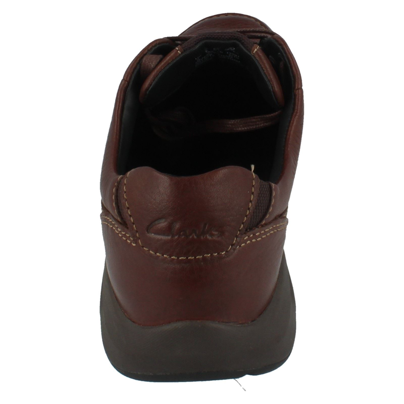 Herren Clarks Casual Lace Up Schuhes Style Style Schuhes Wavekorey Mix -W efb05e