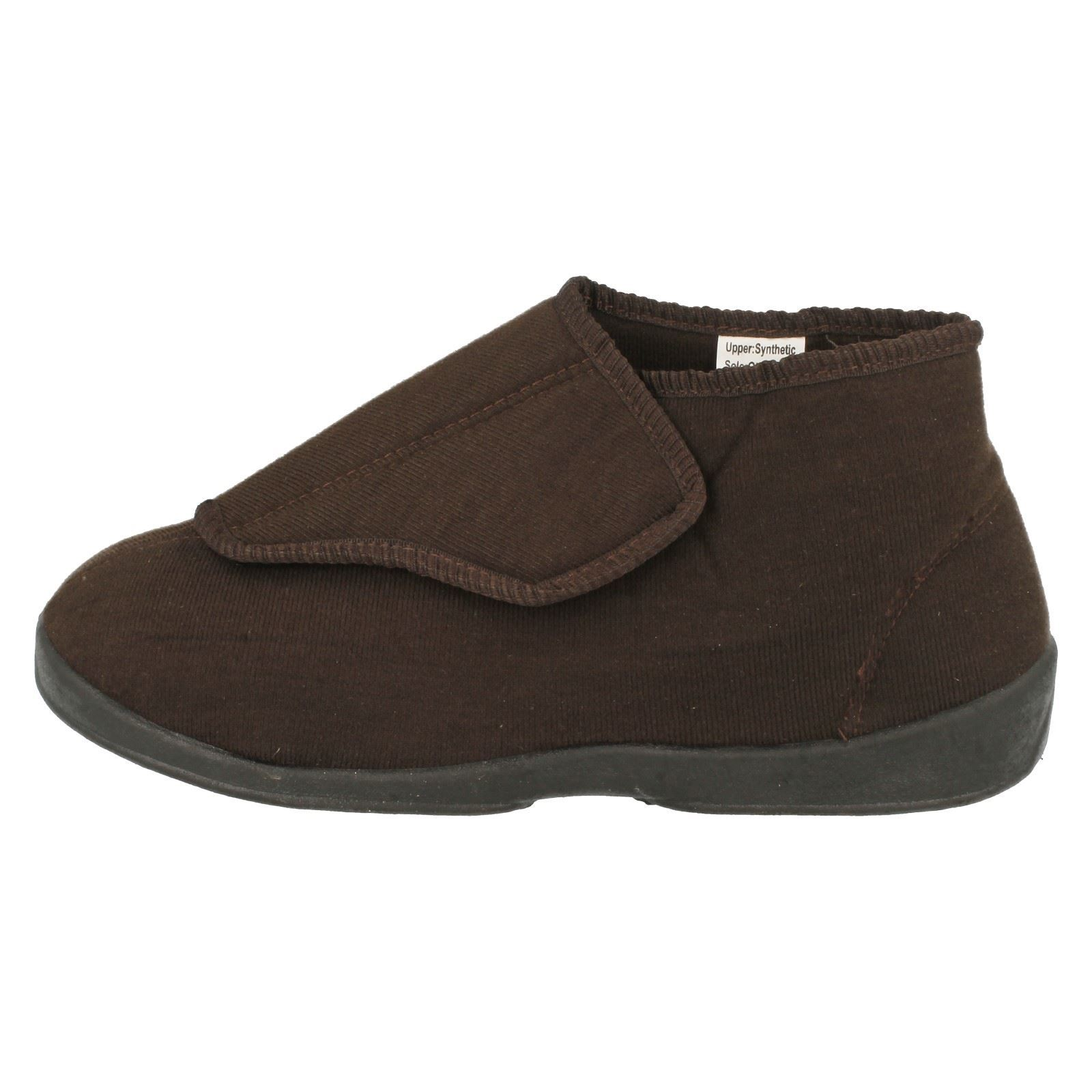 Mens-Natureform-Wide-Fit-Boot-Slippers-039-Arthur-039-Label-K