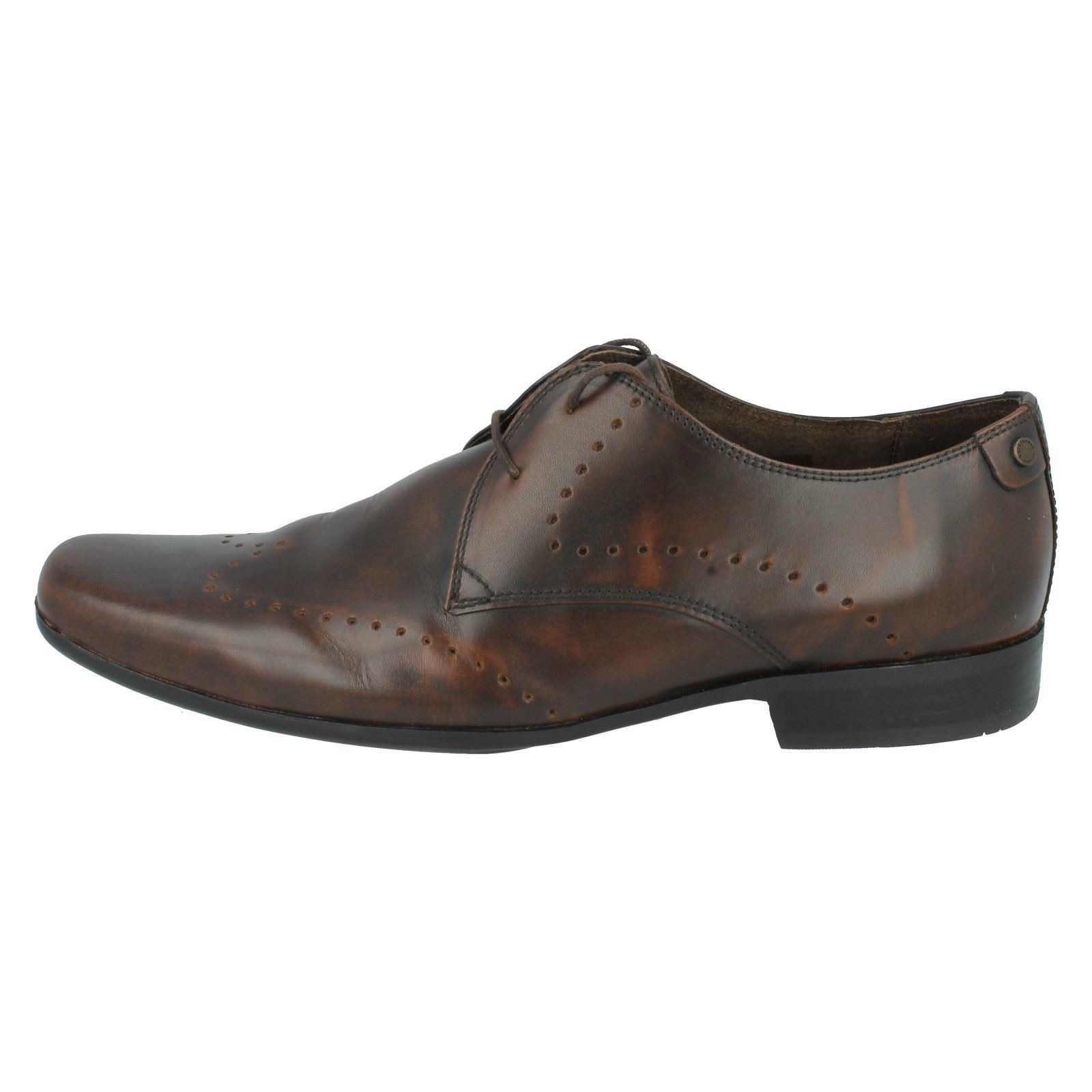 Herrenschuhe Mens Base London Formal Shoes Relate