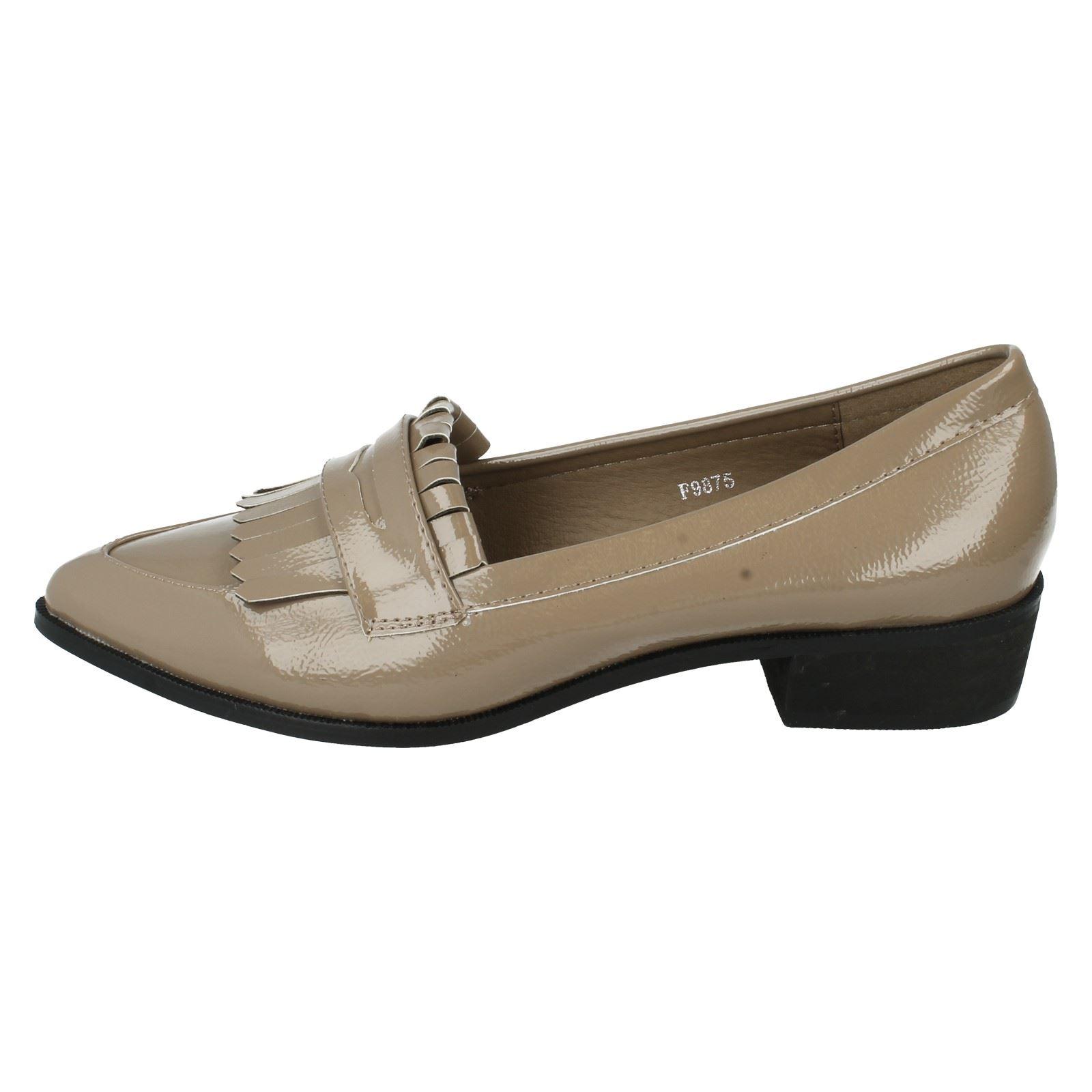 Mujer Spot On Zapatos de salón LABEL f9875
