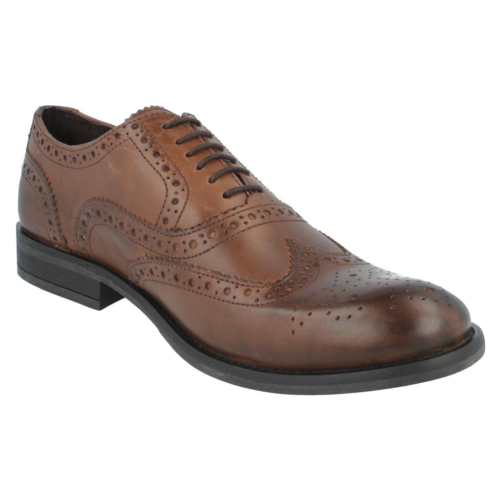 Uomo Base London Walnut Formal Shoes Style - Walnut London MTO 2bddeb