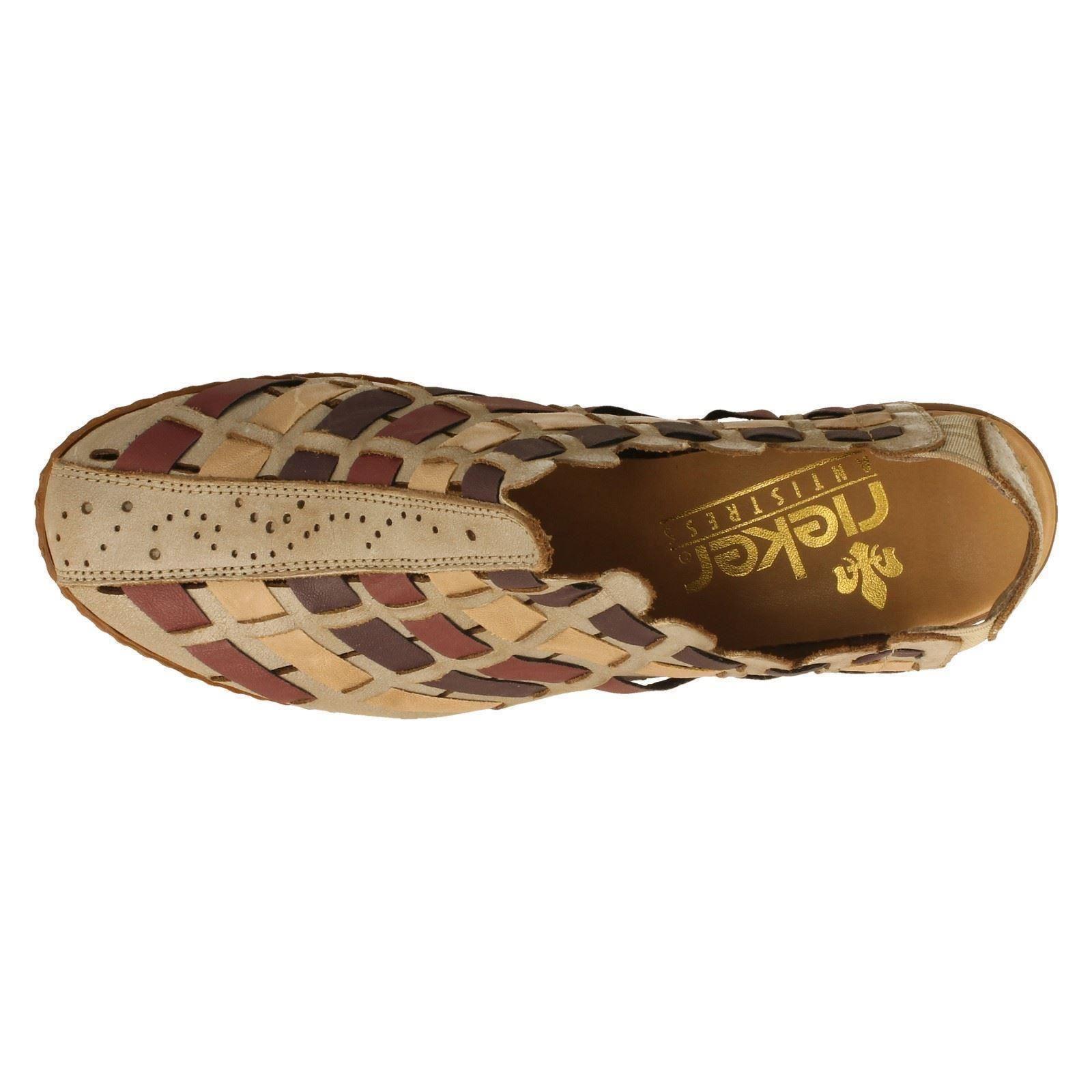 Ladies Rieker Slingback Label Shoes Label Slingback 46778 a7561a