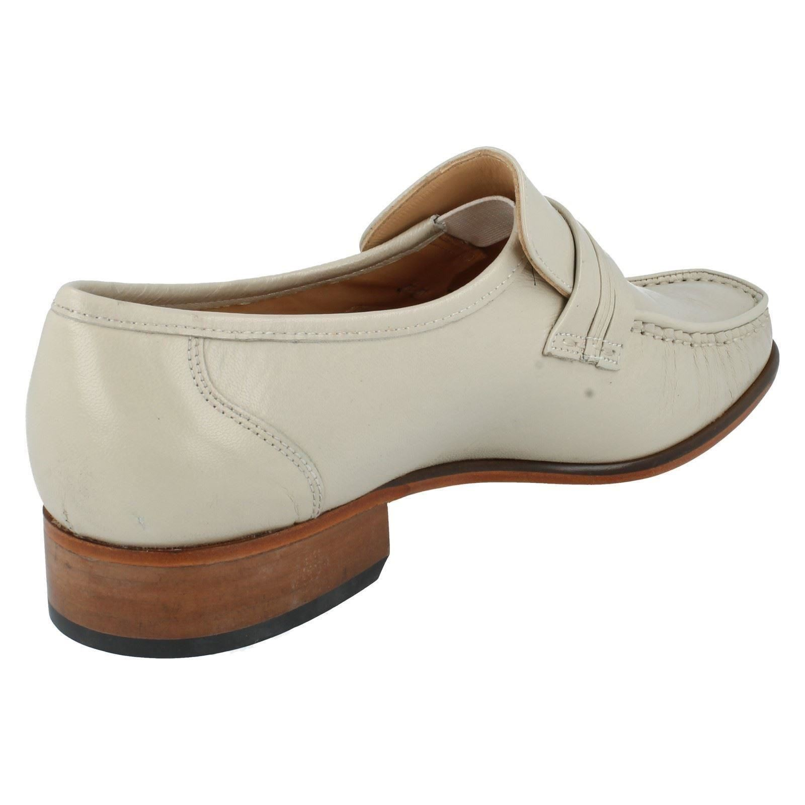 Mens Grenson Feathermaster Formal Leather Shoes Greclapham Fitting Fitting Fitting G 53c975