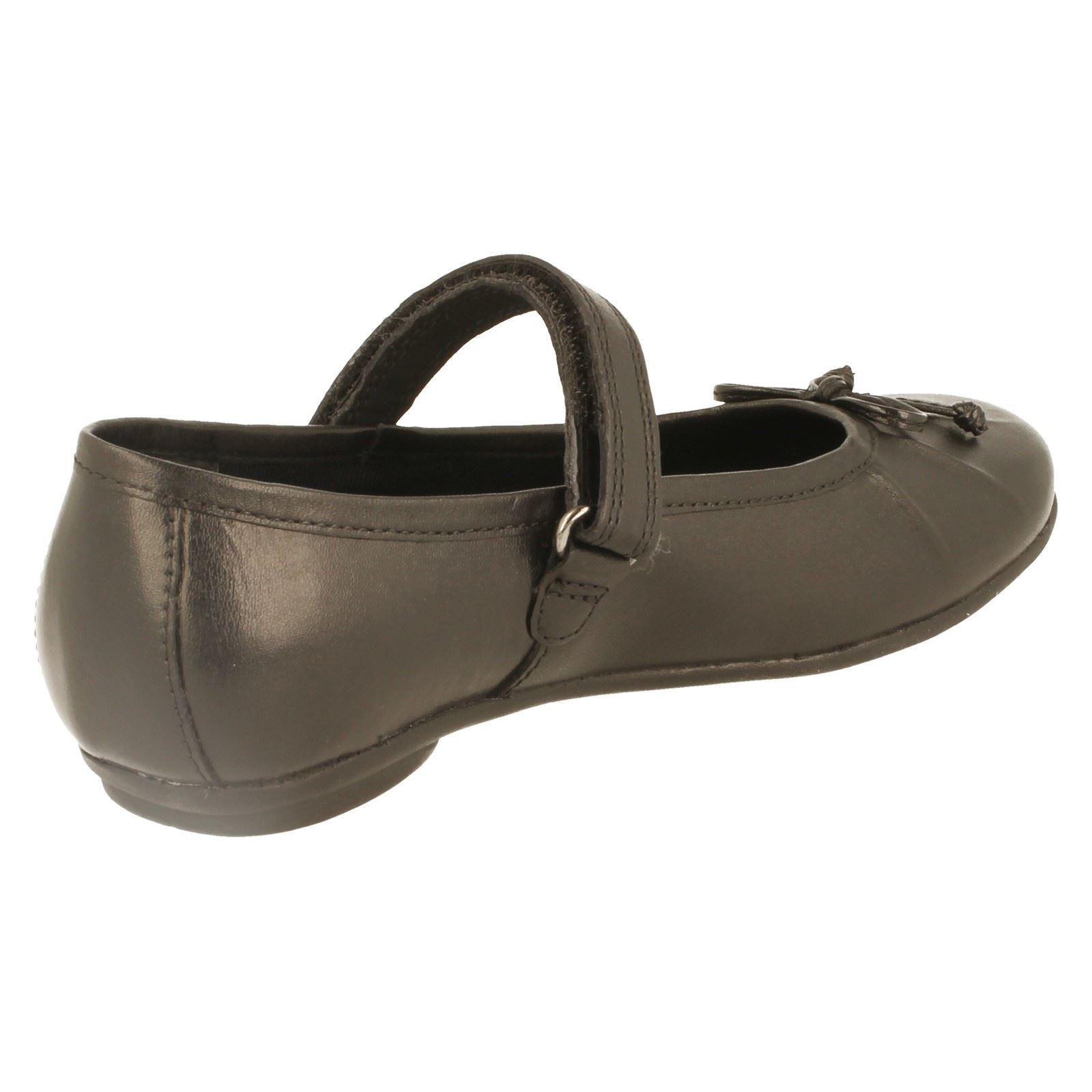 Girls Clarks School/Formal Shoes - Tasha Ally
