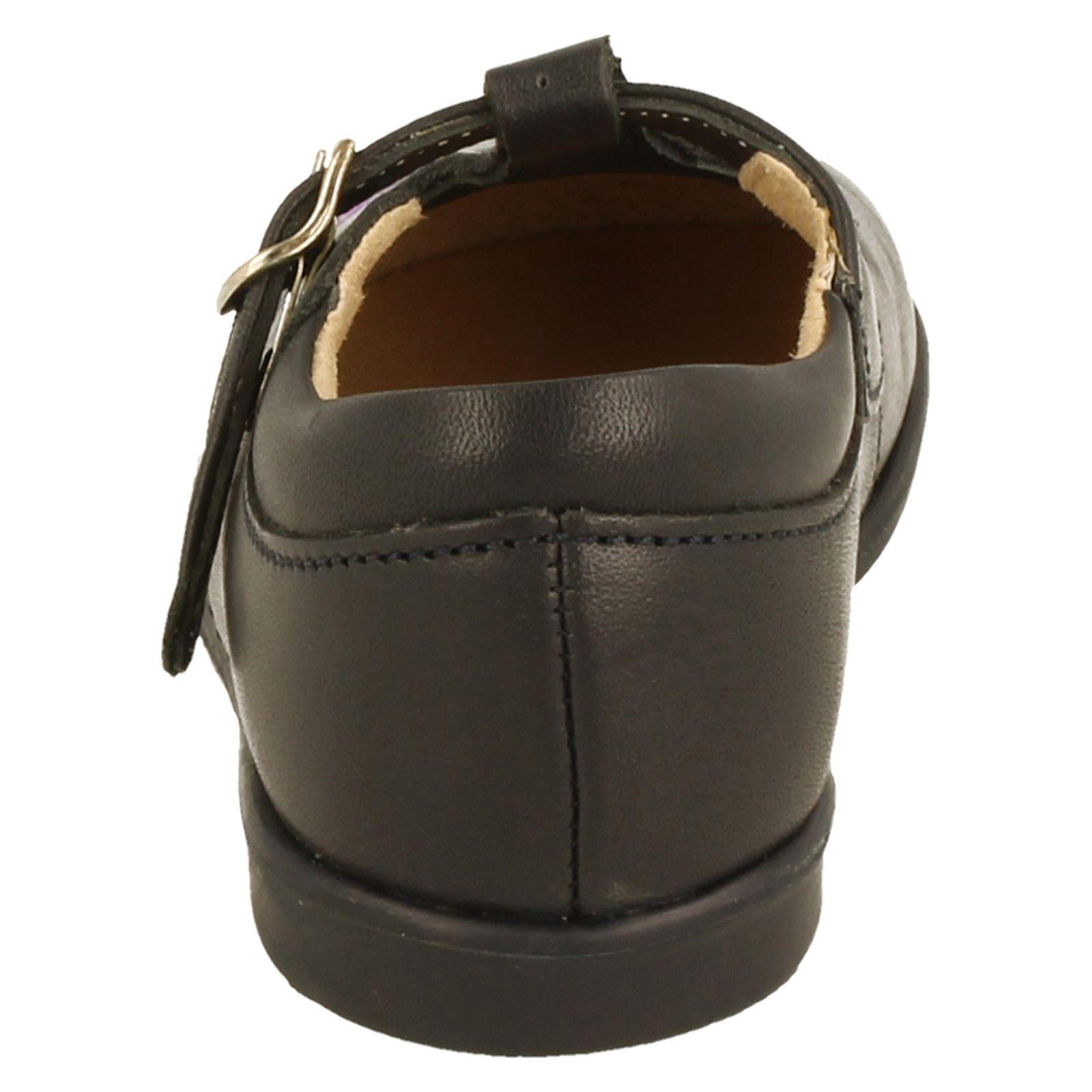 Girls Start Rite T-Bar Shoes Start Rite Tittle -W