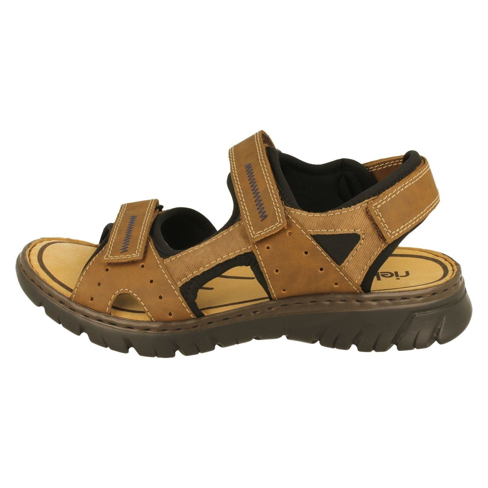 Uomo Rieker Sandales Style 26757 - 26757 Style 930507