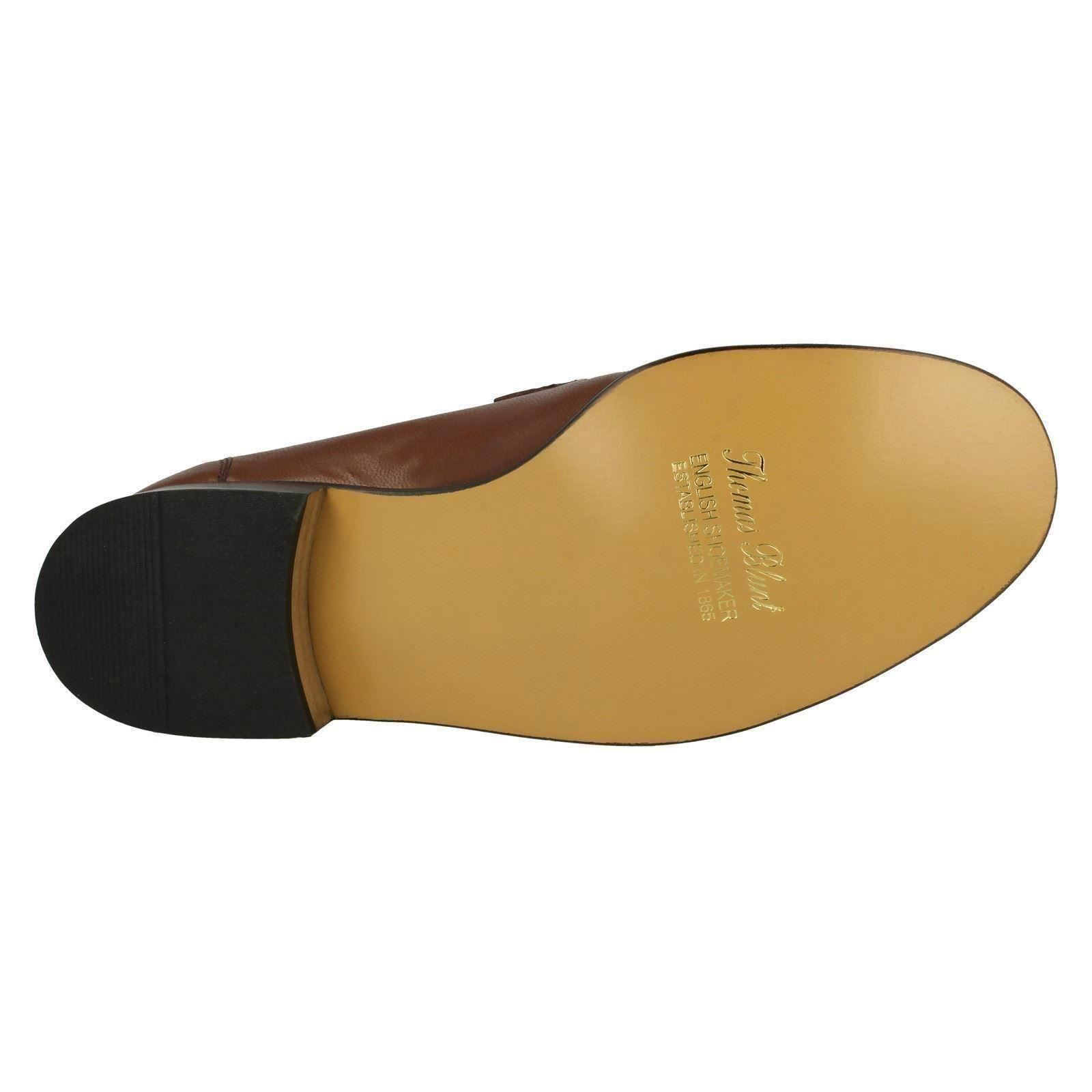Herren Thomas Blunt 'Clapham' Formal Moccasin Moccasin Moccasin Schuhes Label  K f8924a