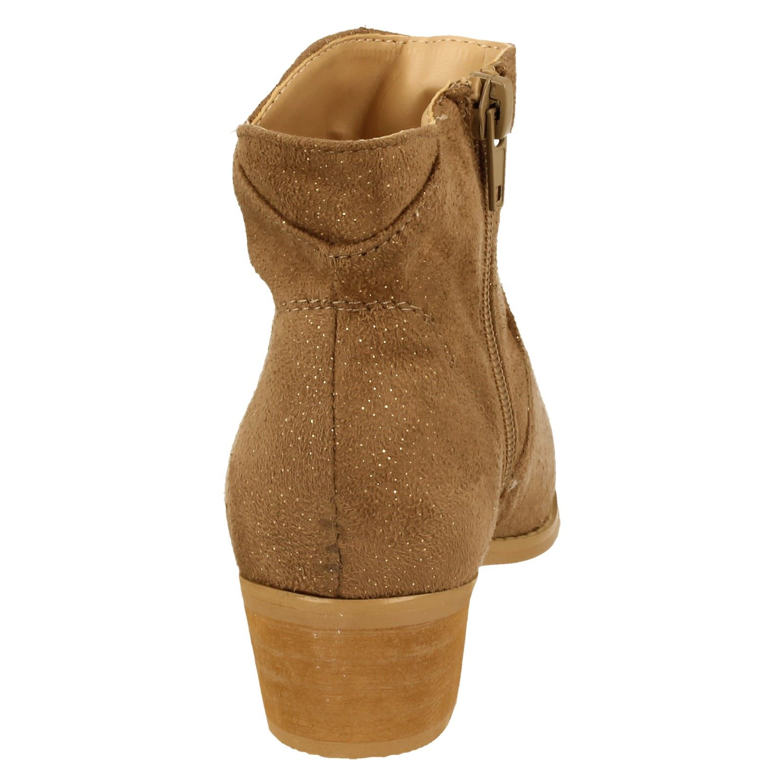 Girls Spot On Boots The Style H5082-W