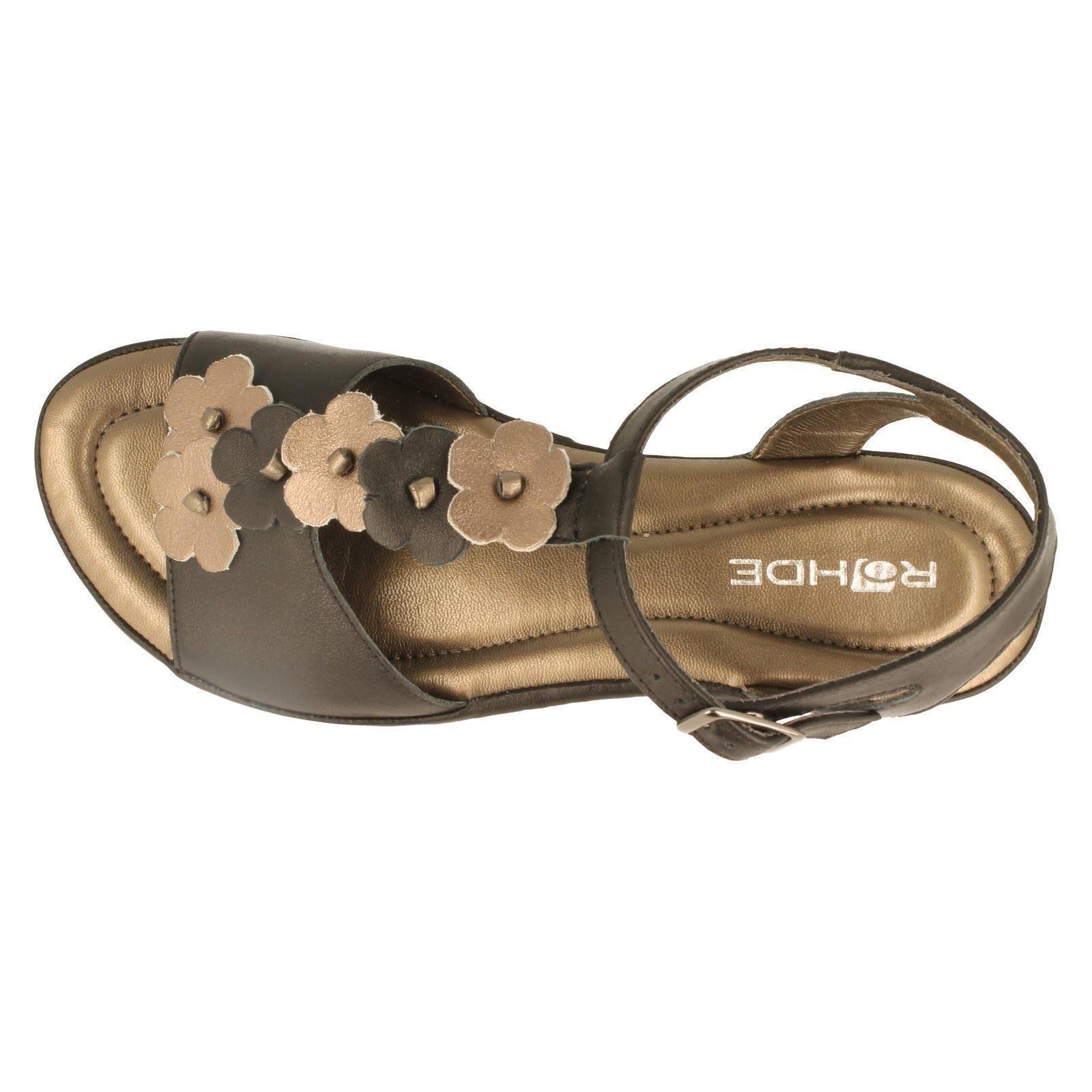 Onorevoli Rohde Sandali Sandali Sandali etichetta 5283-W 41489e