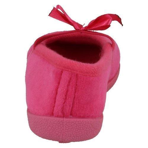 Zapatillas de niñas de punto en Barra de X2031 con costura de mariposa ~ K