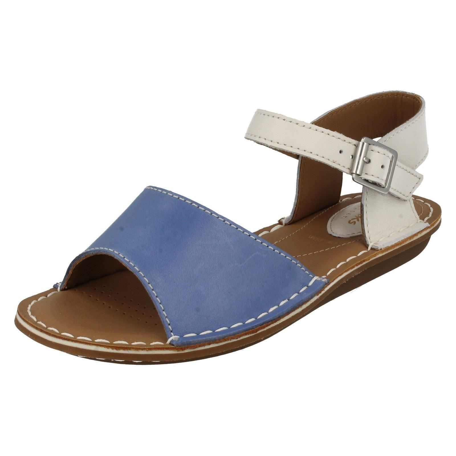 f94cc0671 Women s Clarks Tustin Sinitta Sandals in Blue UK 6.5   EU 40. About this  product. Picture 1 of 8  Picture 2 of 8 ...