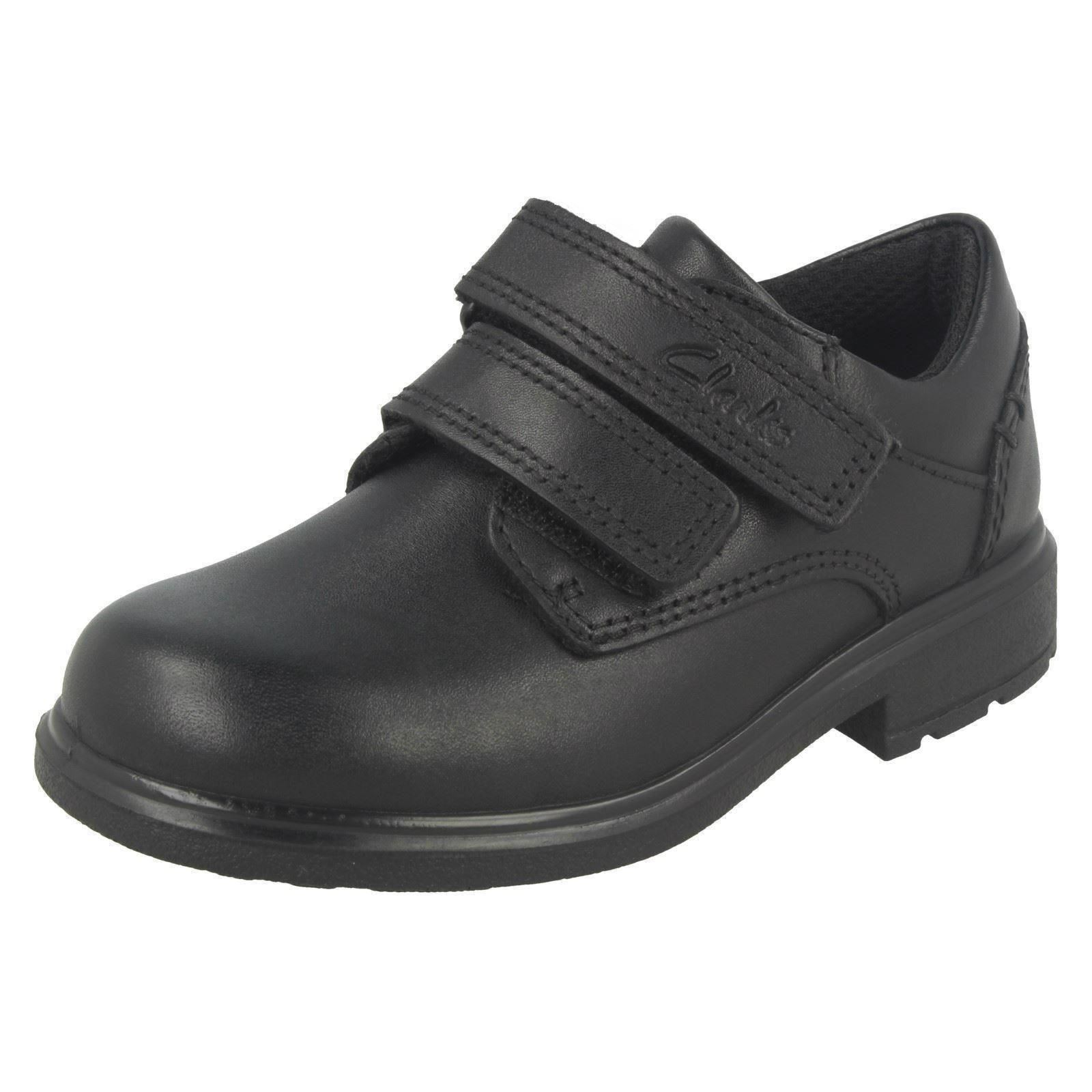 Chicos Clarks Zapatos Escolares formal/Remi ritmo