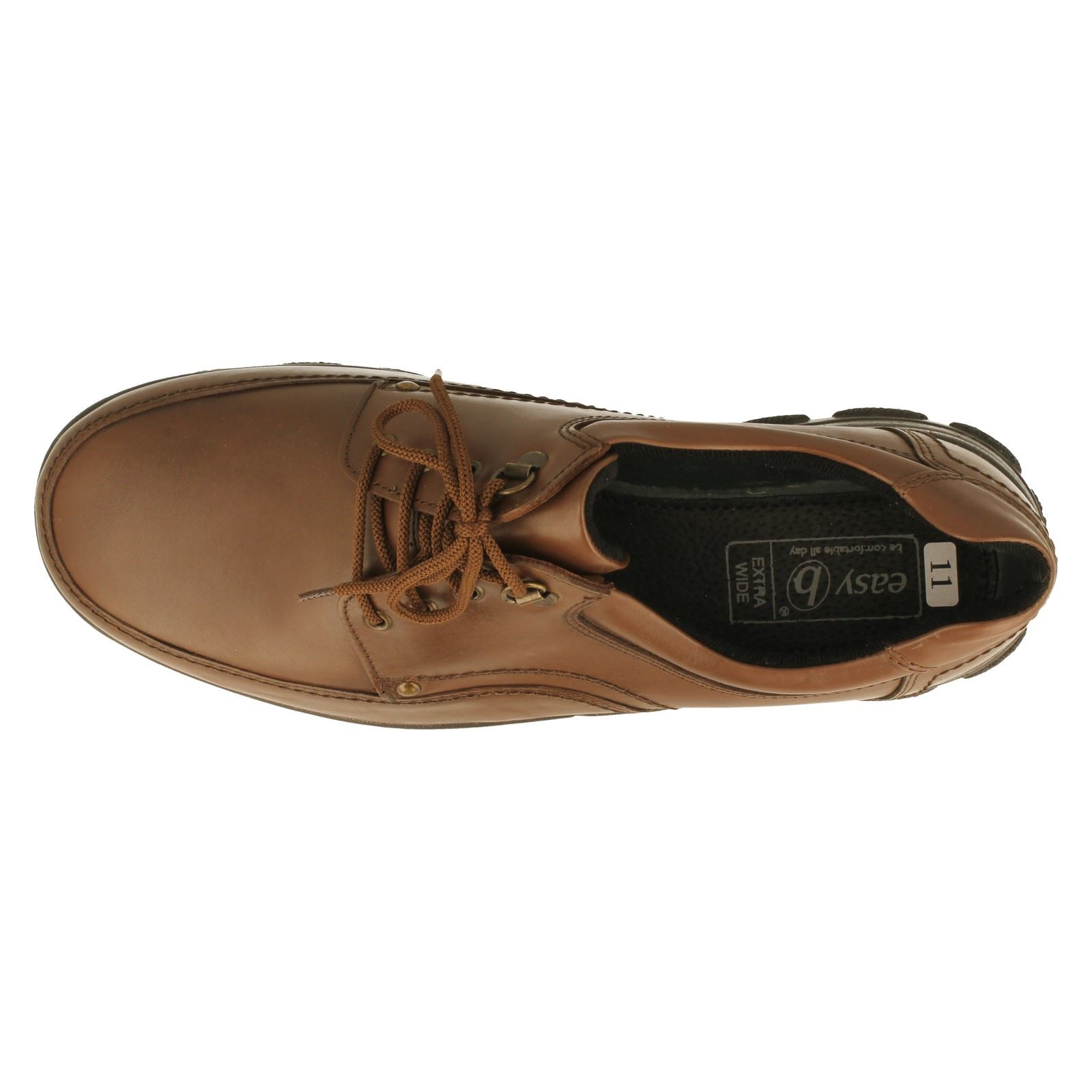 Wide Label Up Brown Fitting Shoes Lace Mens Db w Hebden PXZikTOu