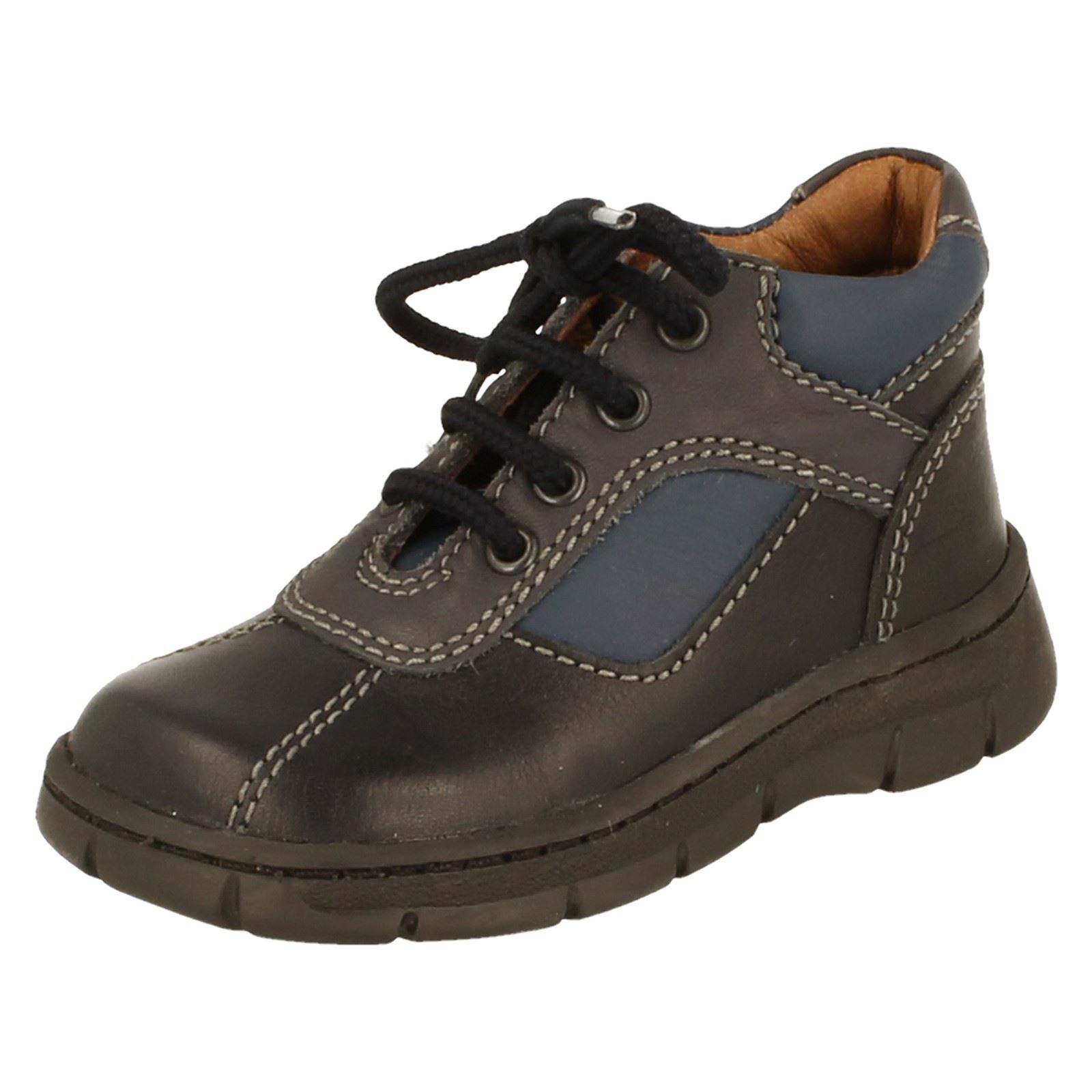 Boys Start Rite Ankle Boots Label Tryke -W