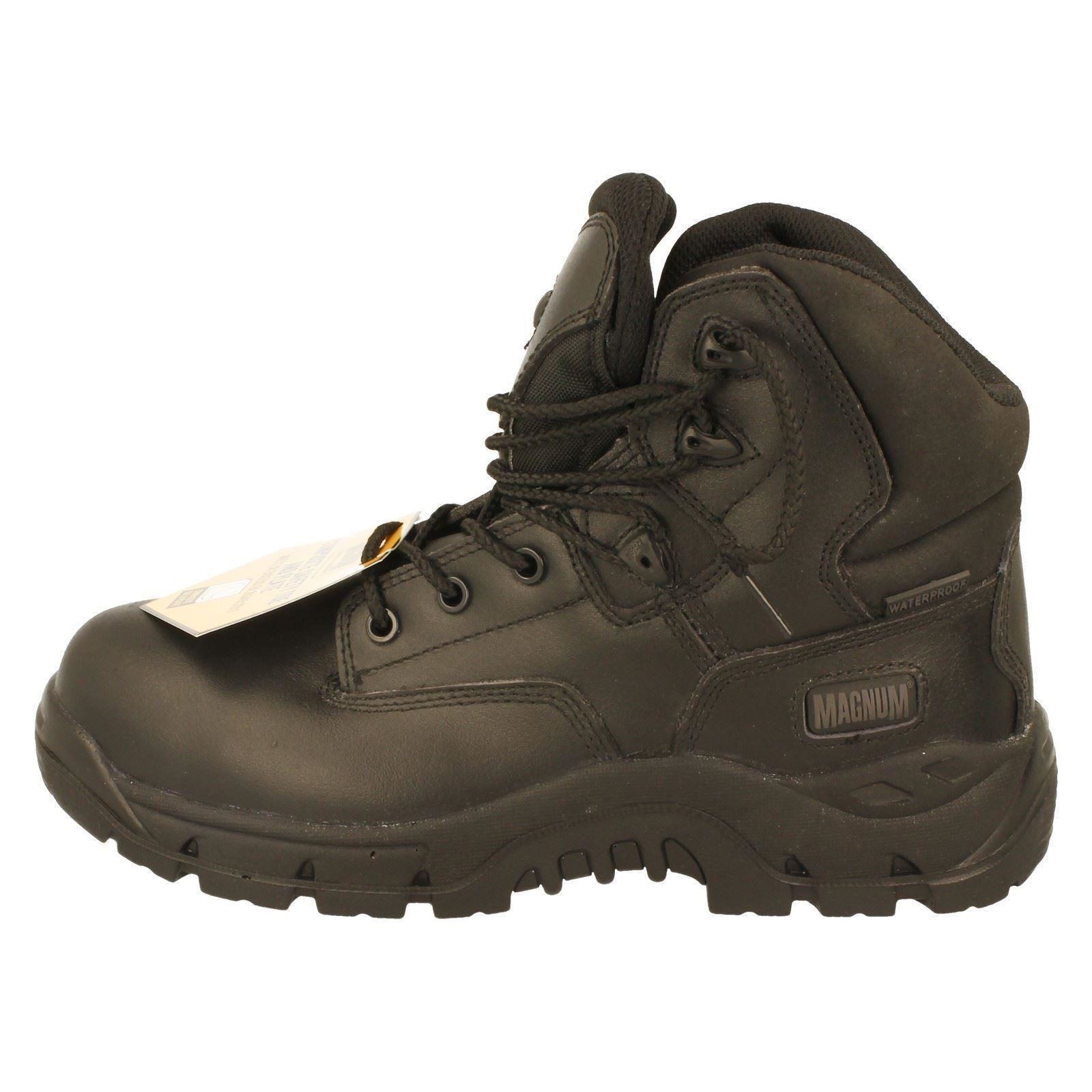 magnum safety boots