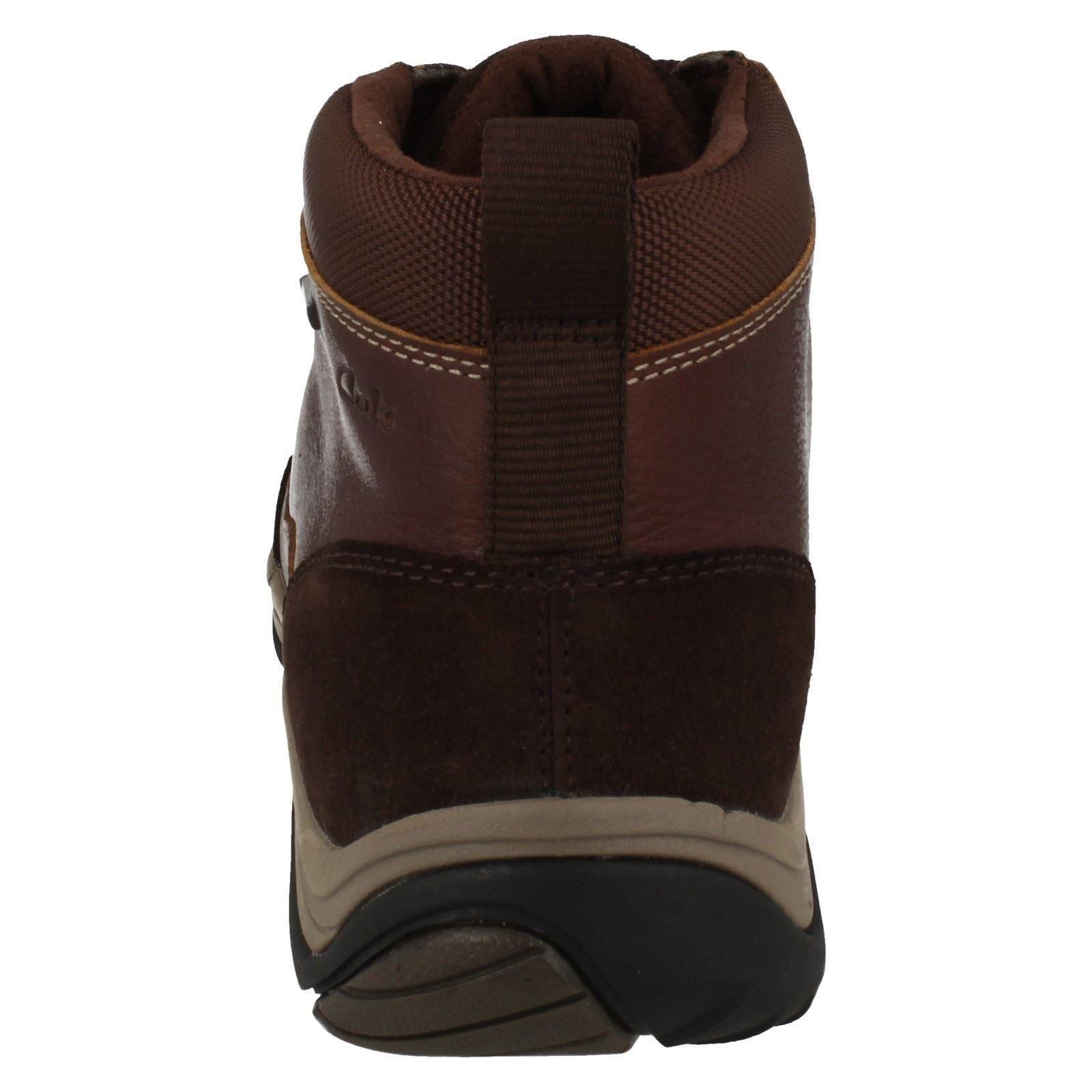 Men's Clarks Waterproof Lace Up Stiefel Label - Baystonetop GTX