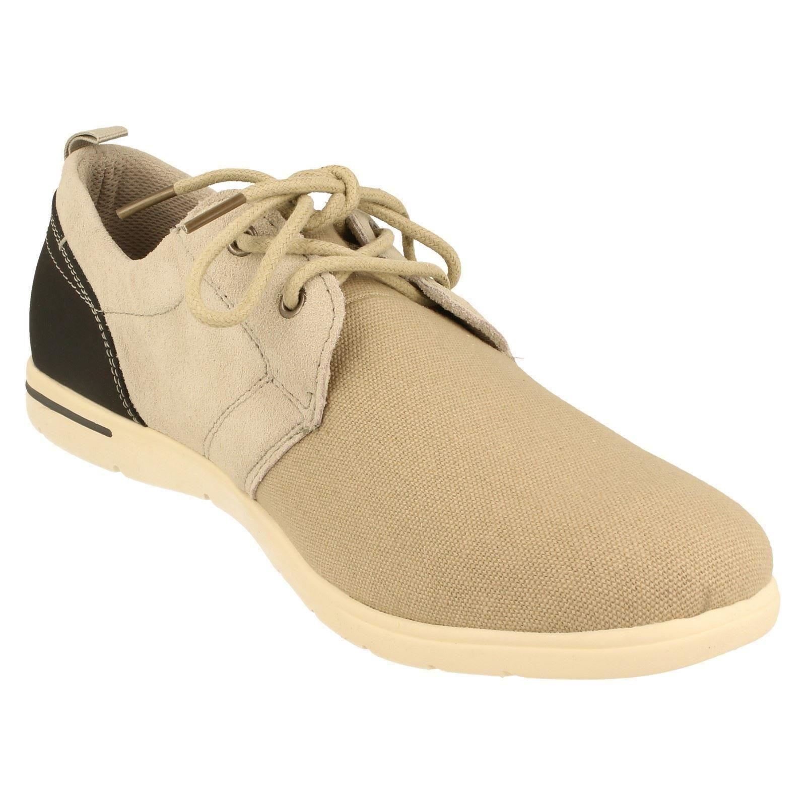 Combi Shoes Style Canvas Liam Mens Padders Gray qxT776