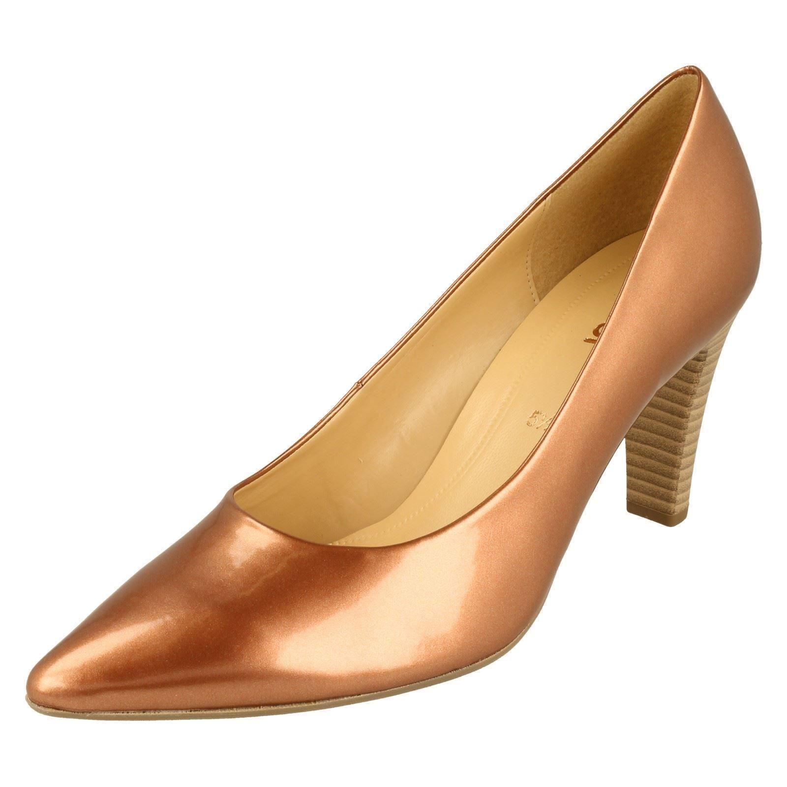 Ladies Gabor Court Shoes 61280-W