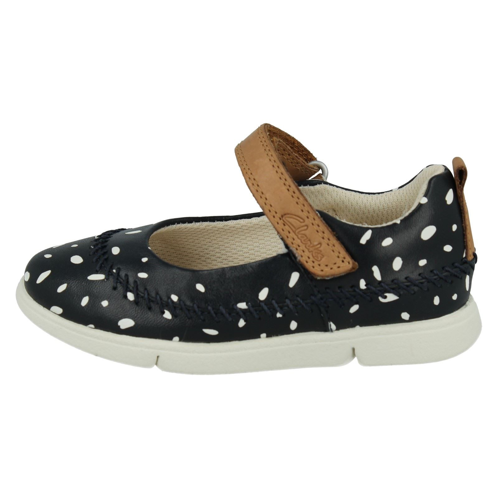 Girls Clarks Shoes The Style - Tri Molly