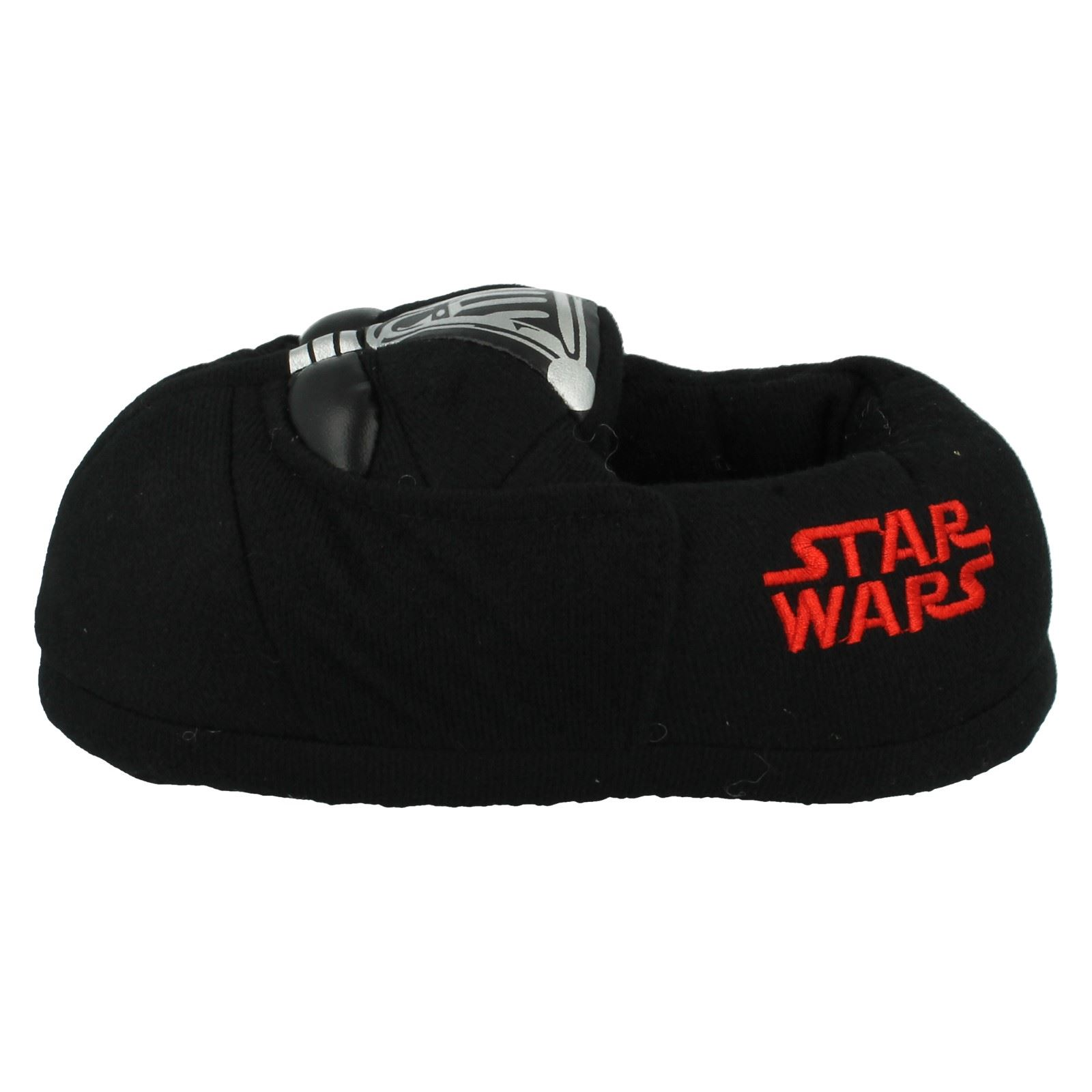 Boys Disney Slippers The Style - Star Wars
