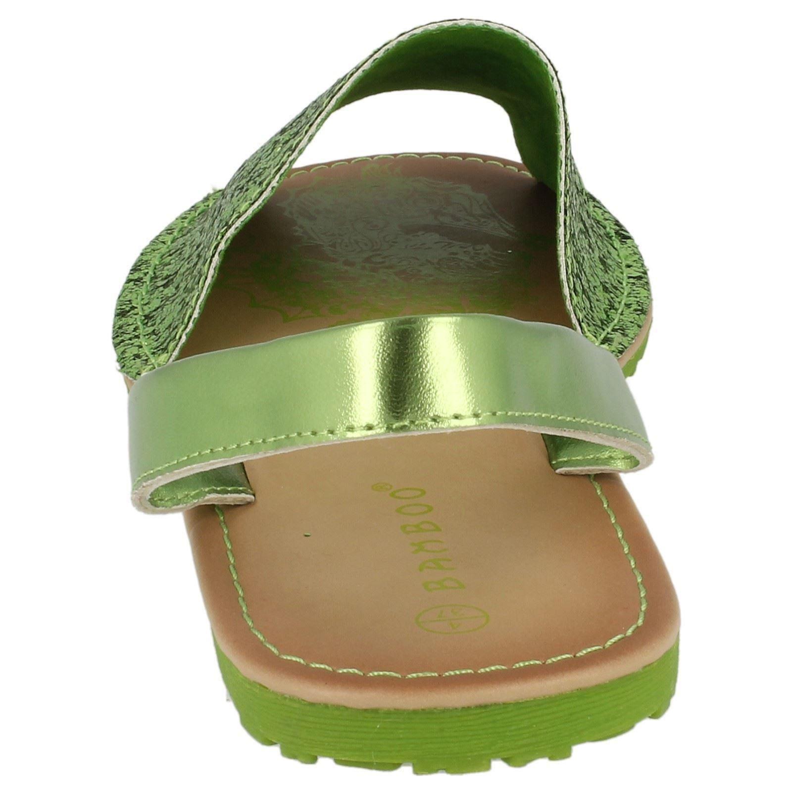 Niñas Punto en Brillo Sandalias H0128 estilo ~ K
