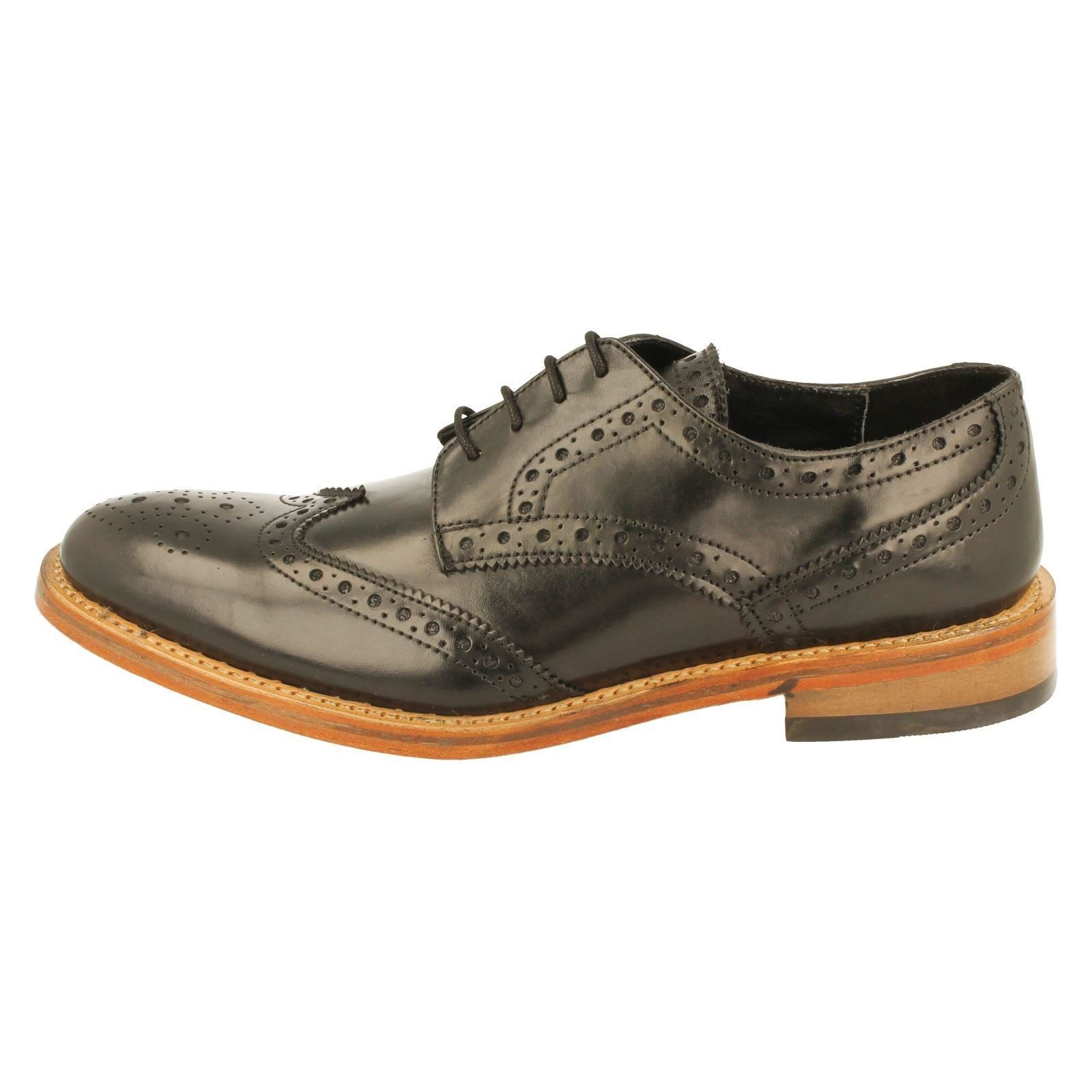 Mens Catesby Goodyear Welted Shoes Label Mcatessurryb-W