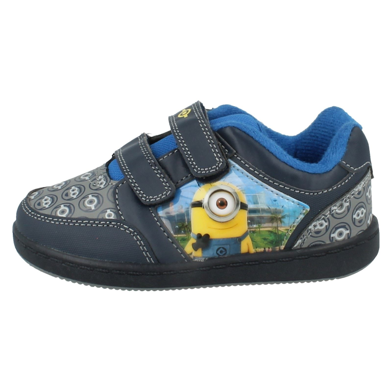 Chicos Minions entrenadores NYC escena Low Top