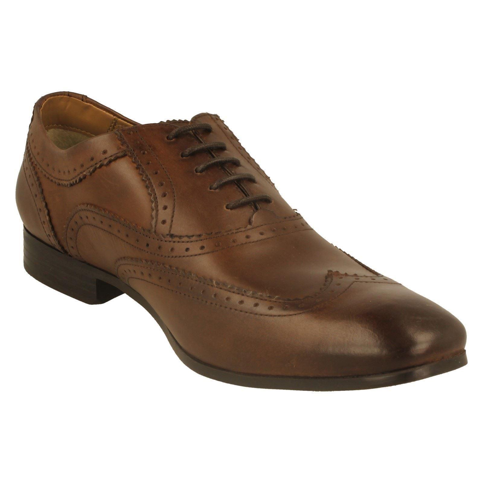 Da Uomo Base London Formali Shoes Court Mto-W Scarpe classiche da uomo