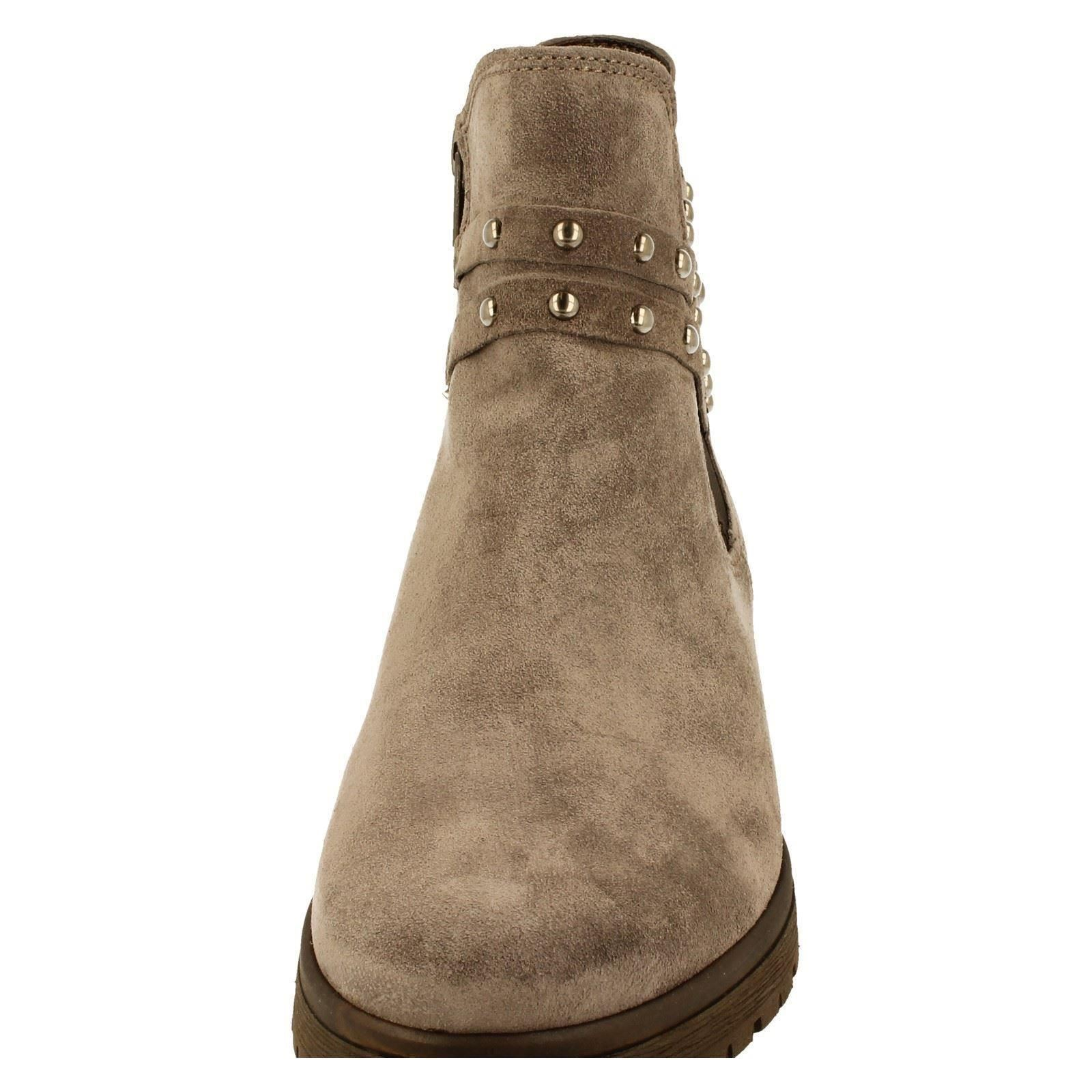 92094 Gabor grey w Boots Style Ladies Wallaby wtqdUF