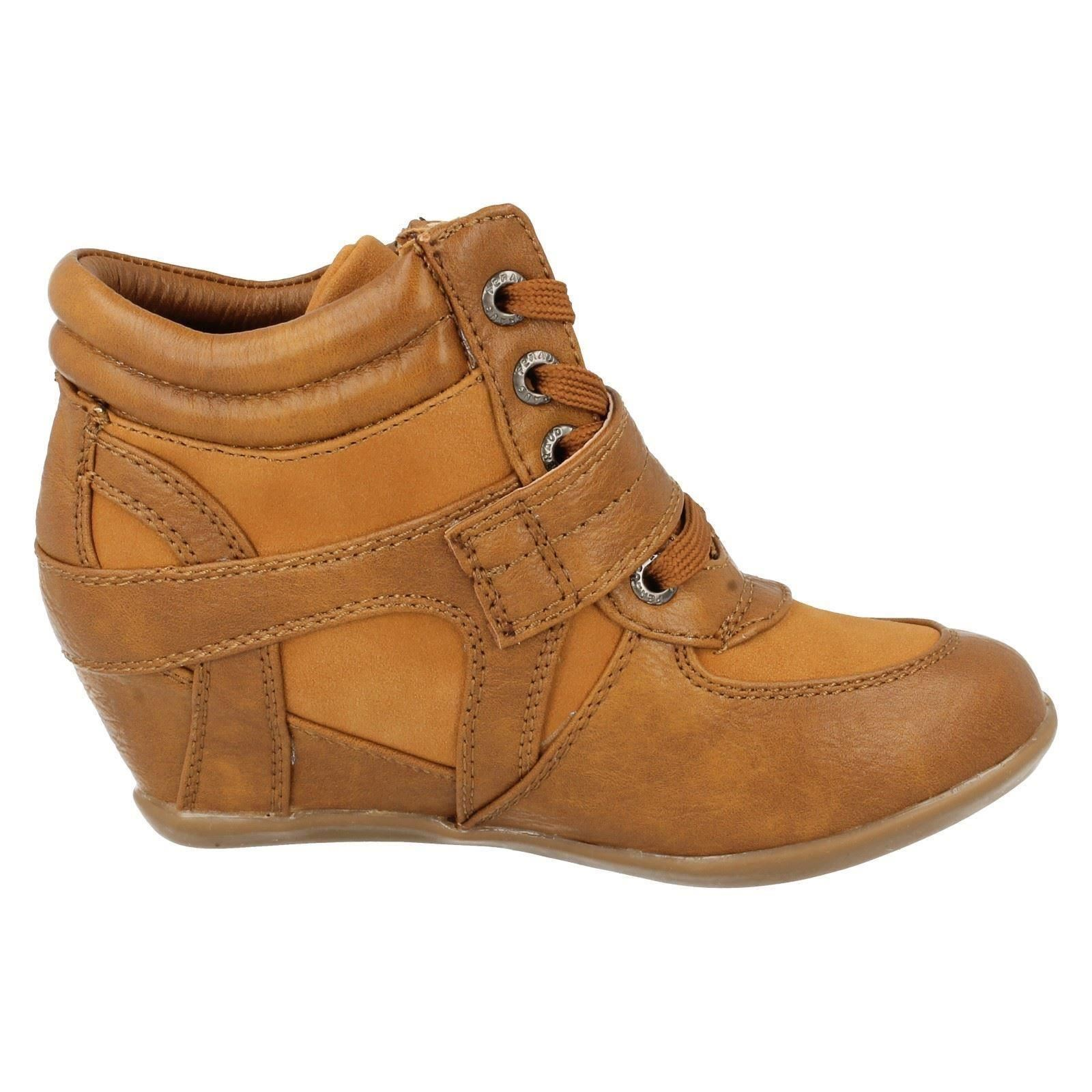 Girls Cutie Qt Ankle Boots Style - H5013