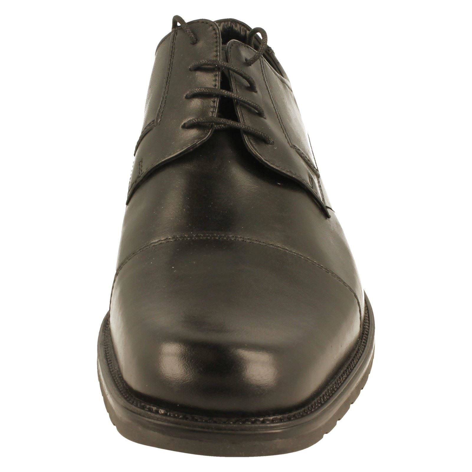 Uomo Clarks Breech Formal Lace-Up Schuhes, The Style Breech Clarks Act -w 6004e5