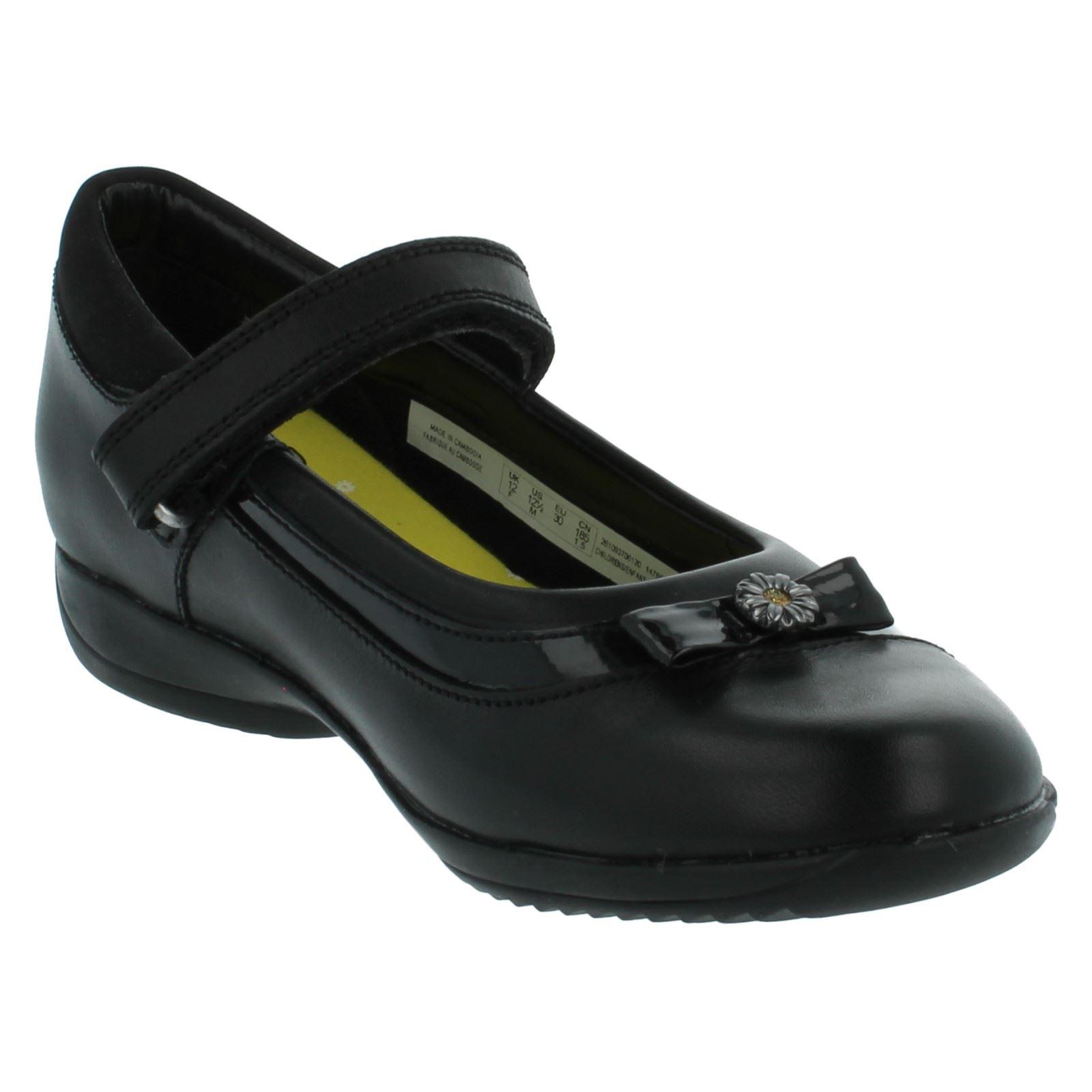 Girls Clarks 'Daisy Locket' Leather Mary Jane Shoes ~ K