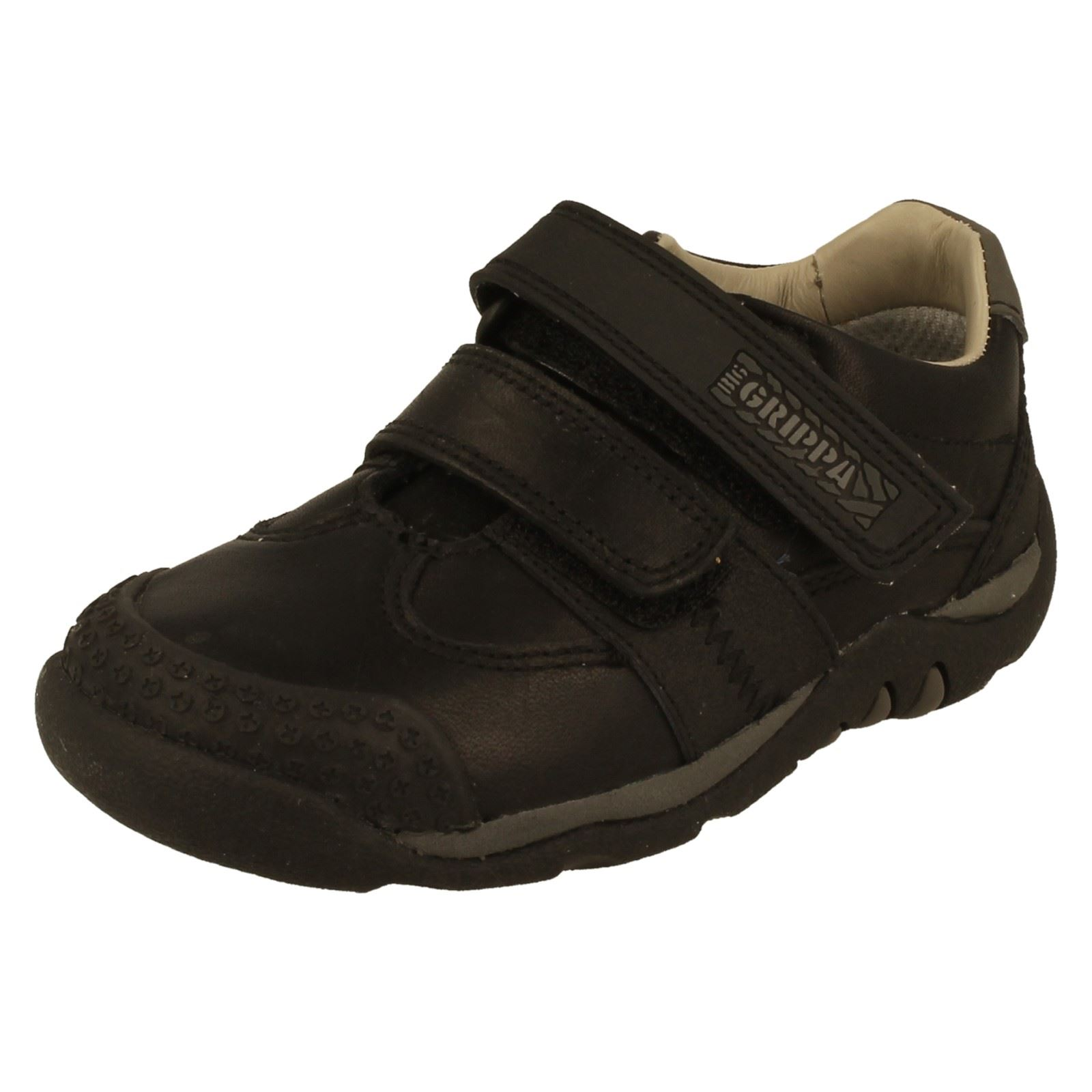 Boys Clarks Shoes Style Gravel Mover -W