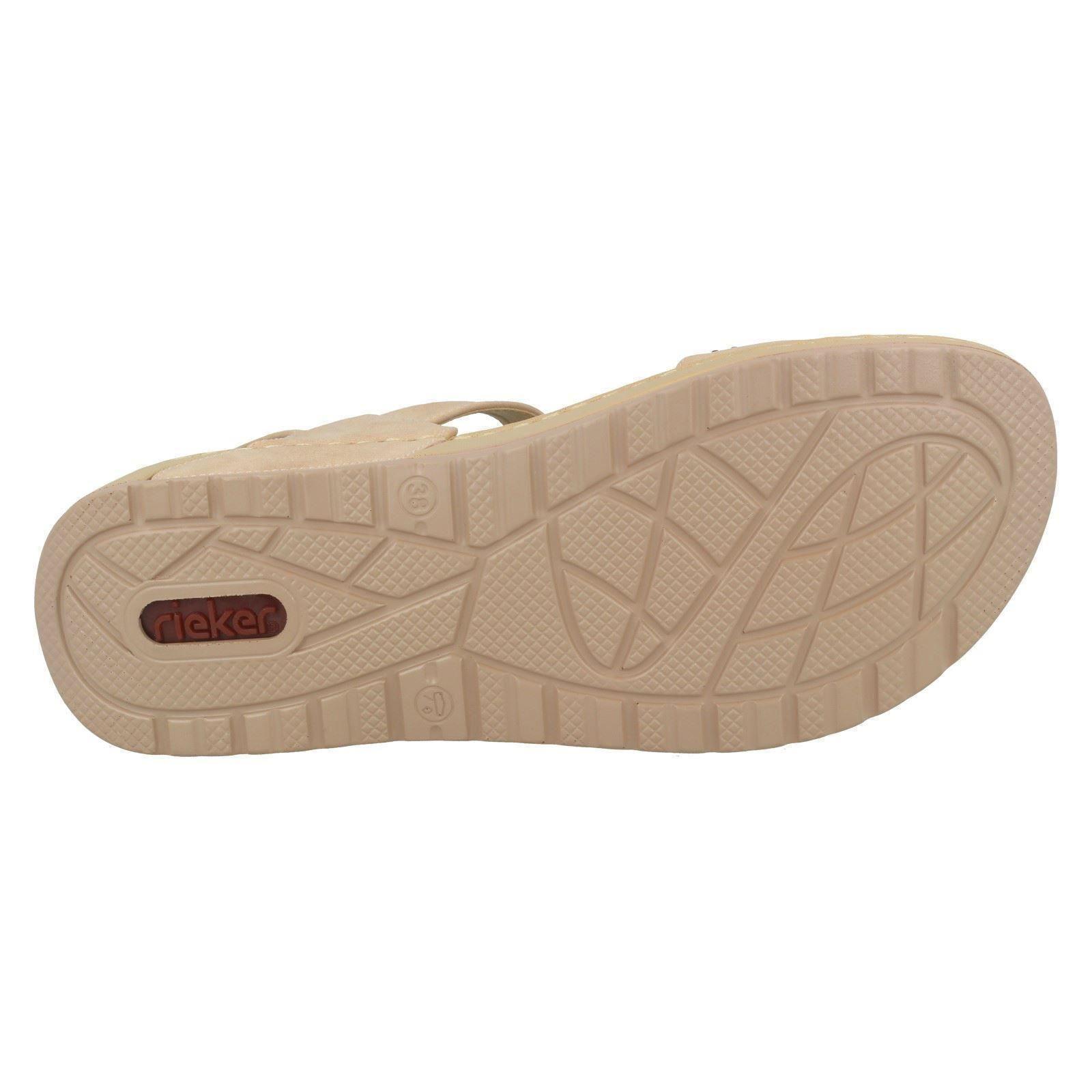 Ladies Rieker Rieker Rieker Sandals The Style - V5772 80acd7