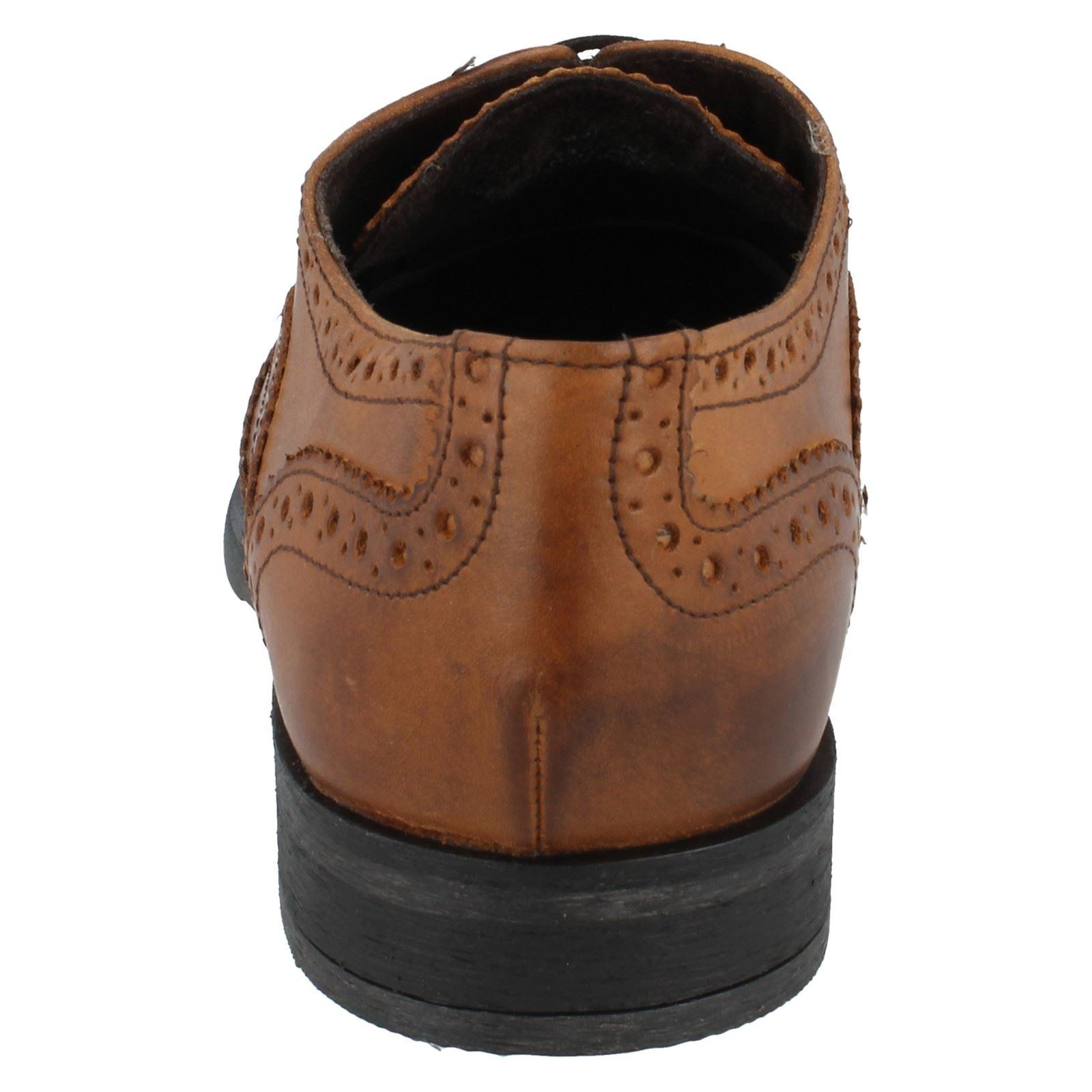 Schuhes  Herren Base London Formal Brogue Smart Schuhes  Walnut MTO 3f026d