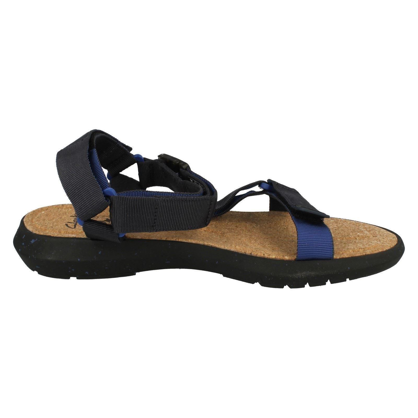 Men's Clarks Style Casual Sandales Style Clarks - Pilton Brave 619013