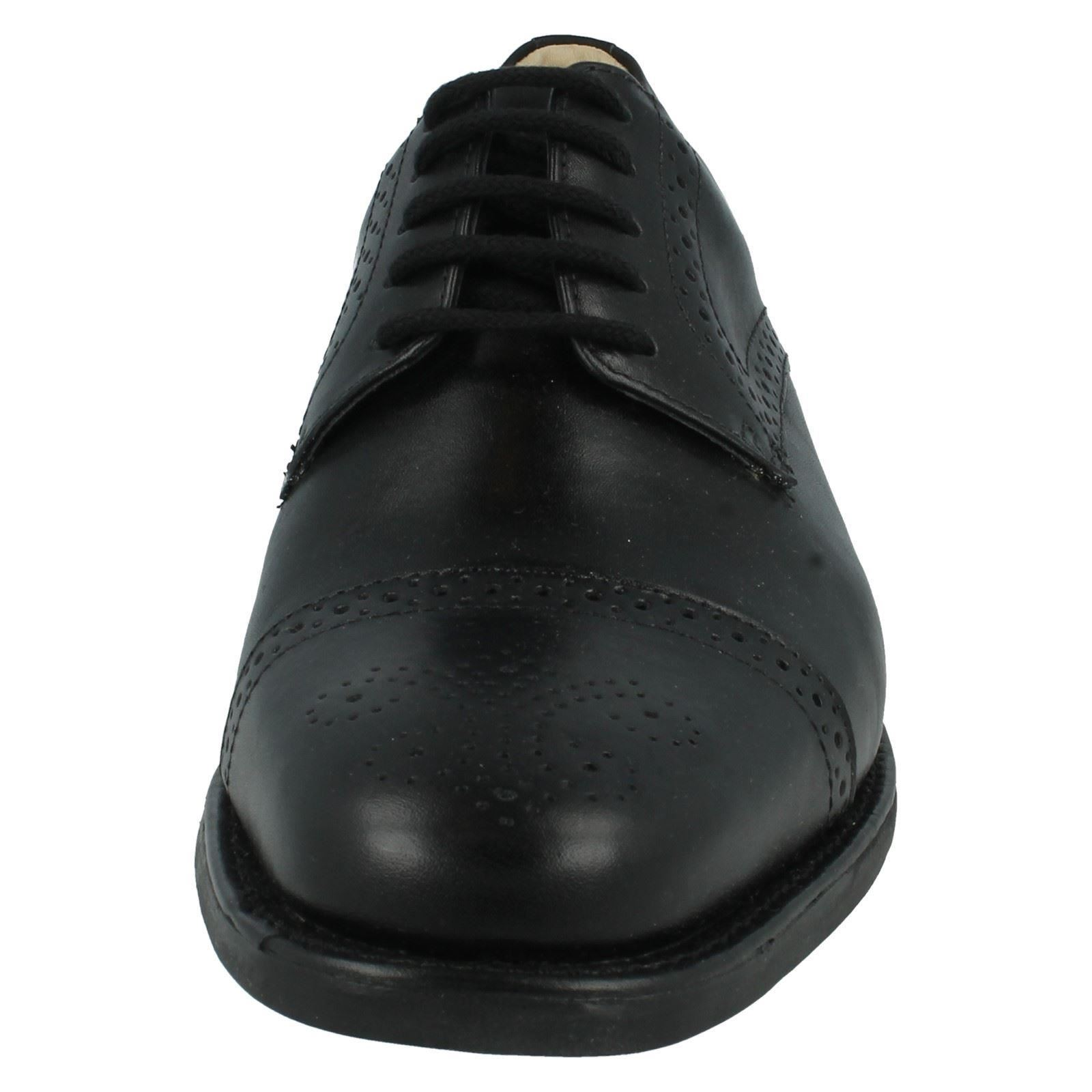 Mens Anatomic & Co Formal Brogue Shoes Araras ~ K