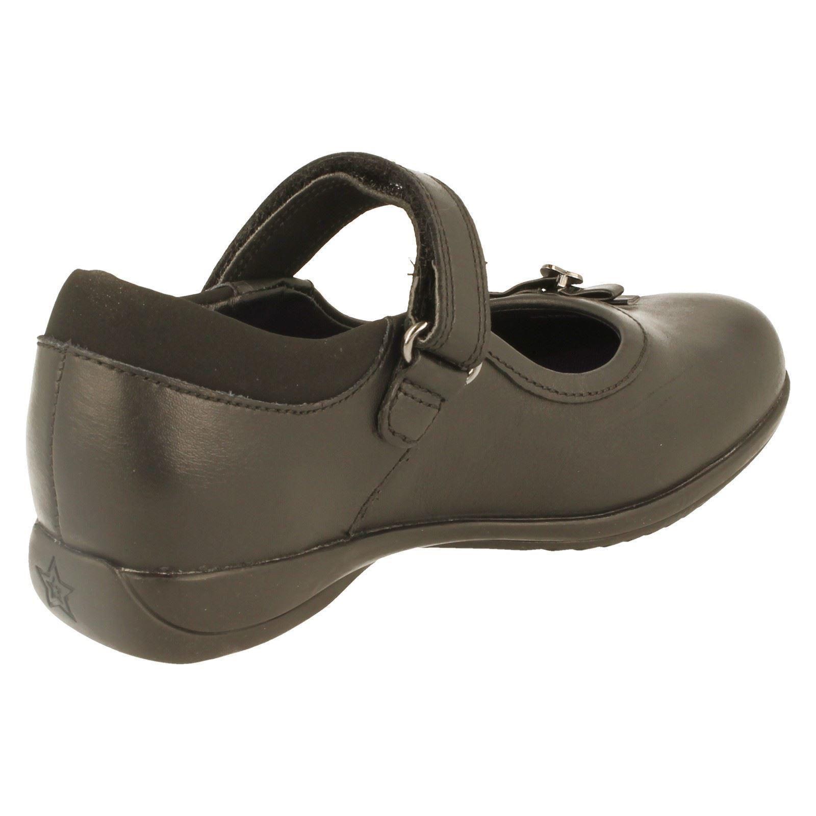 Girls Clarks Formal/School Shoes Daisy Gleam